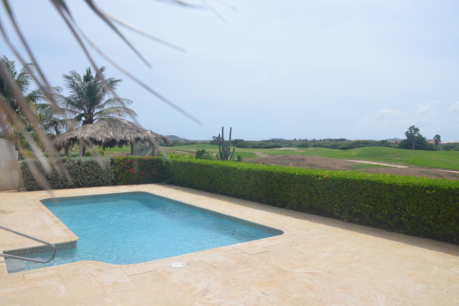 Additional photo for property listing at Spectacular Villa Golf View Caya di Campeonnan 24 Las Campeonas Malmok, 阿鲁巴 00000 阿鲁巴岛