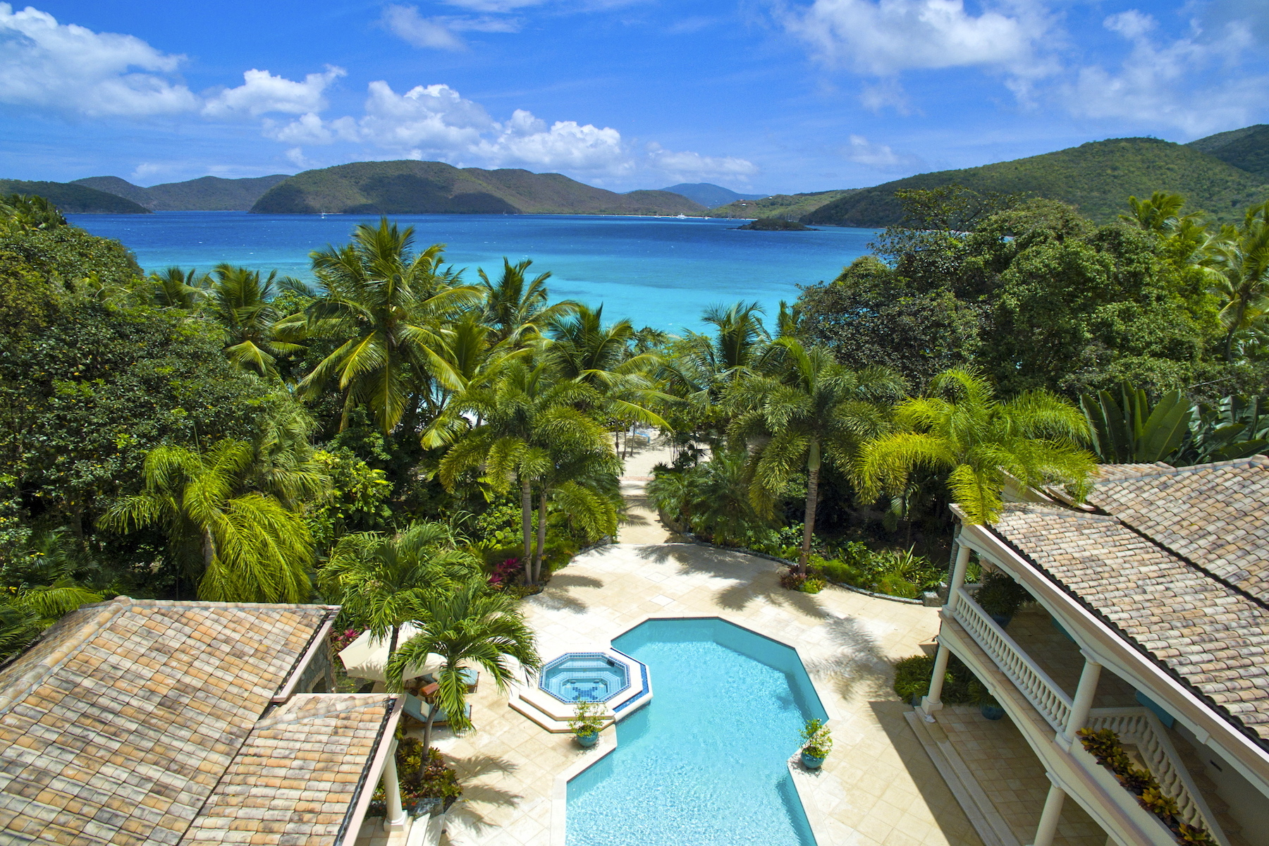 Single Family Home for Sale at 1 Peter Bay St John, 00830 United States Virgin Islands