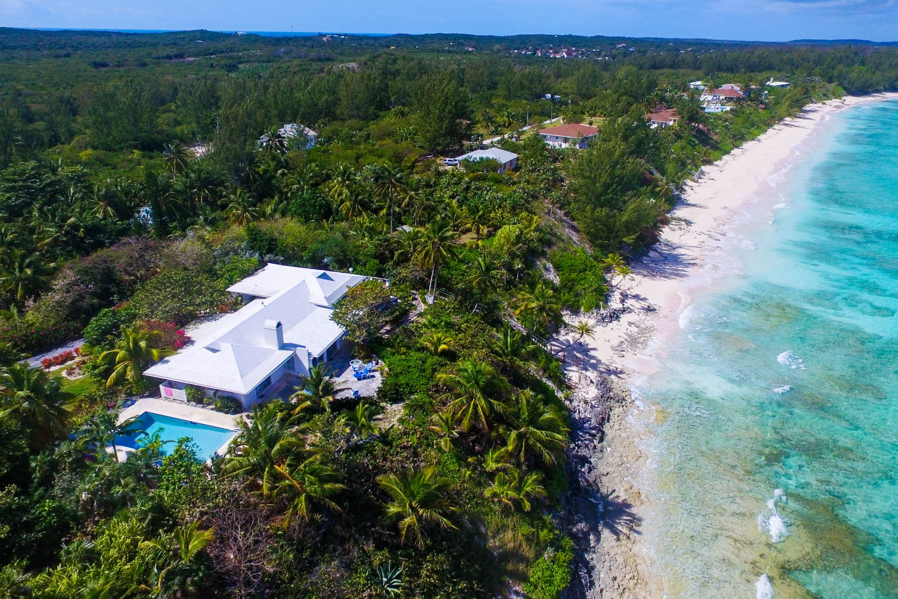 Vivienda unifamiliar por un Venta en HEAVEN IS A LITTLE CLOSER IN A HOUSE BY THE SEA North Palmetto Point, Palmetto Point, Eleuthera Bahamas