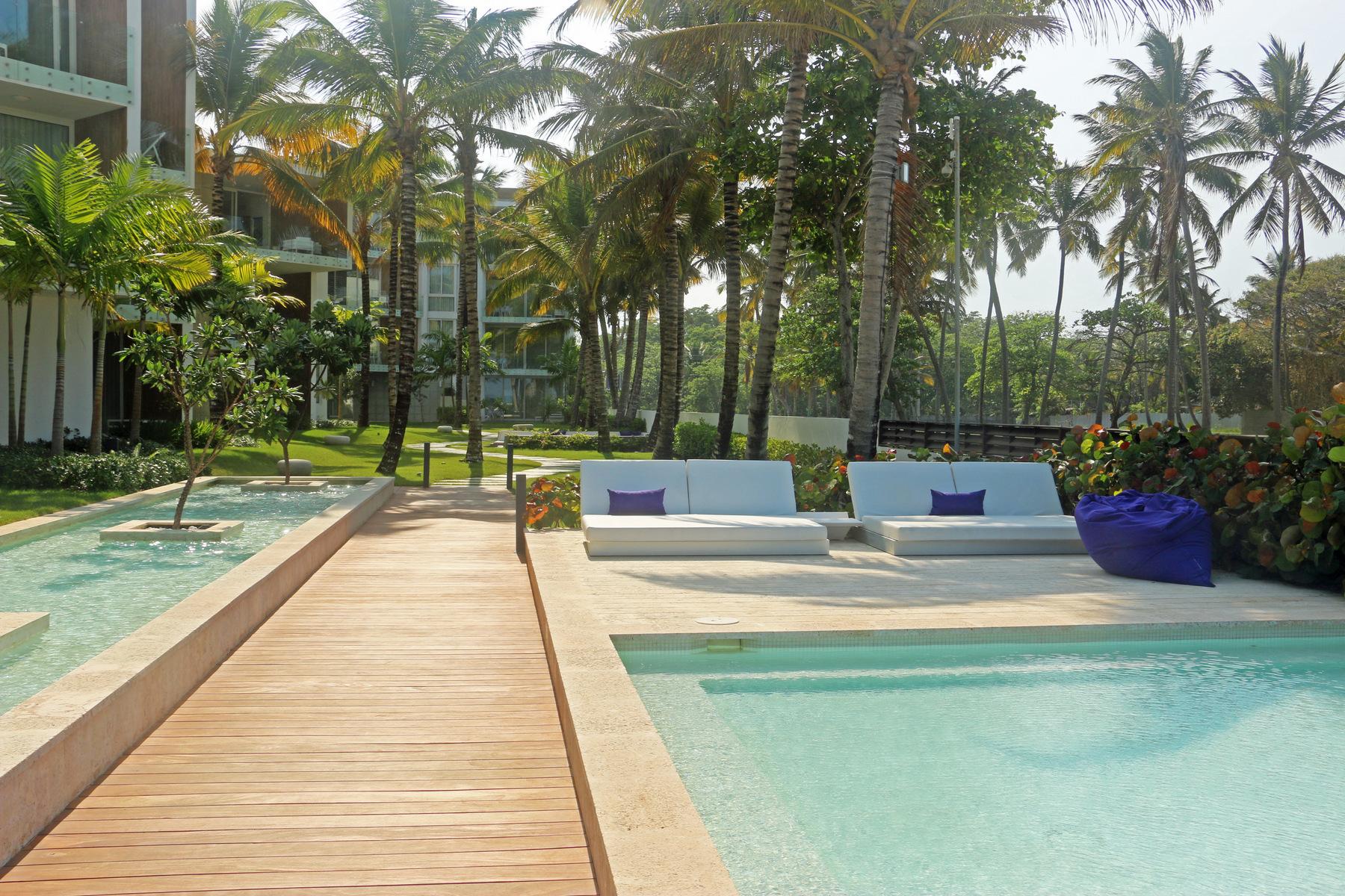 共管式独立产权公寓 为 销售 在 Ultravioleta A-202 Cabarete, 普拉塔省, 57000 多米尼加共和国