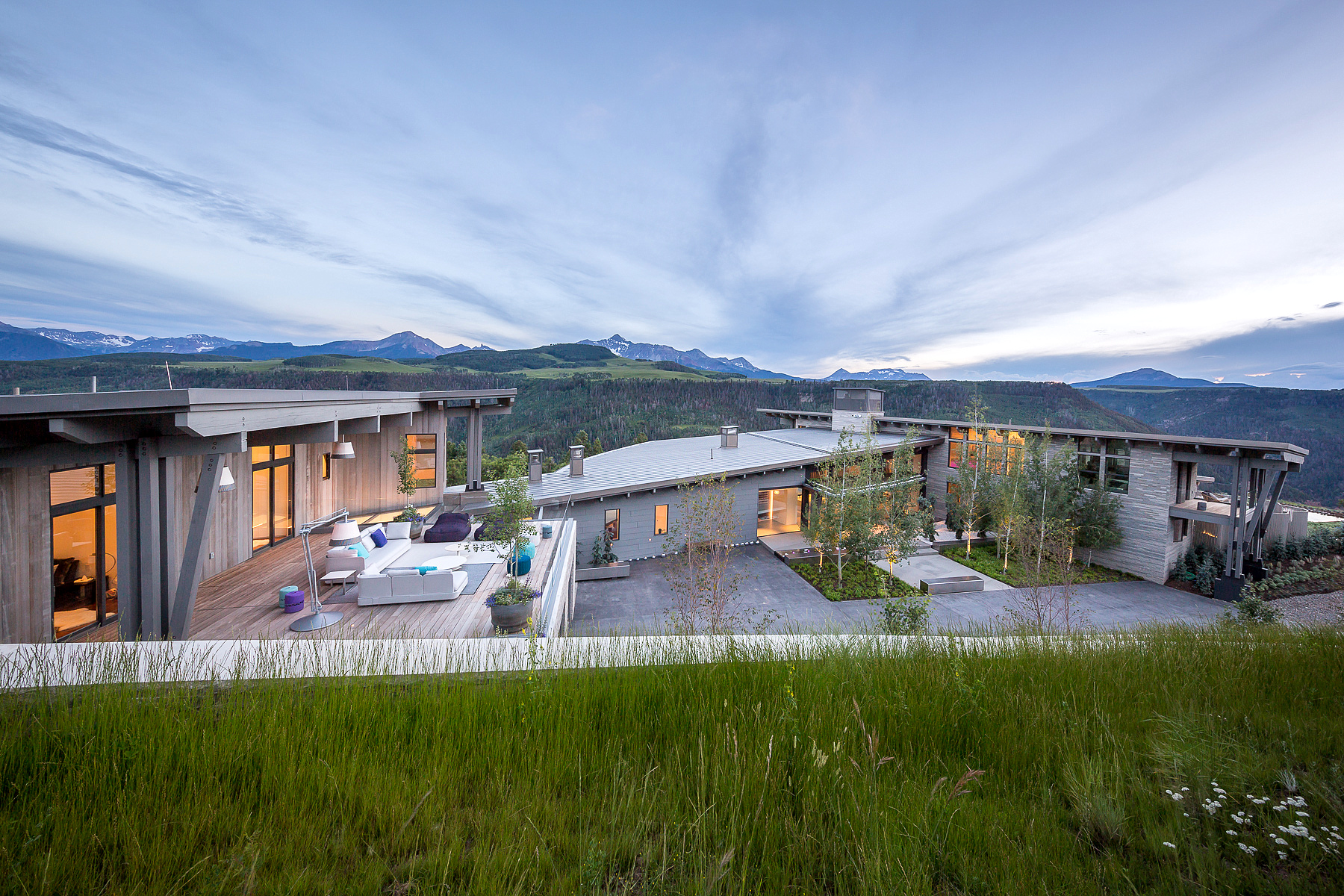 "Additional photo for property listing at ""Paradiso"" 851 Wilson Way Telluride, Colorado 81435 United States"