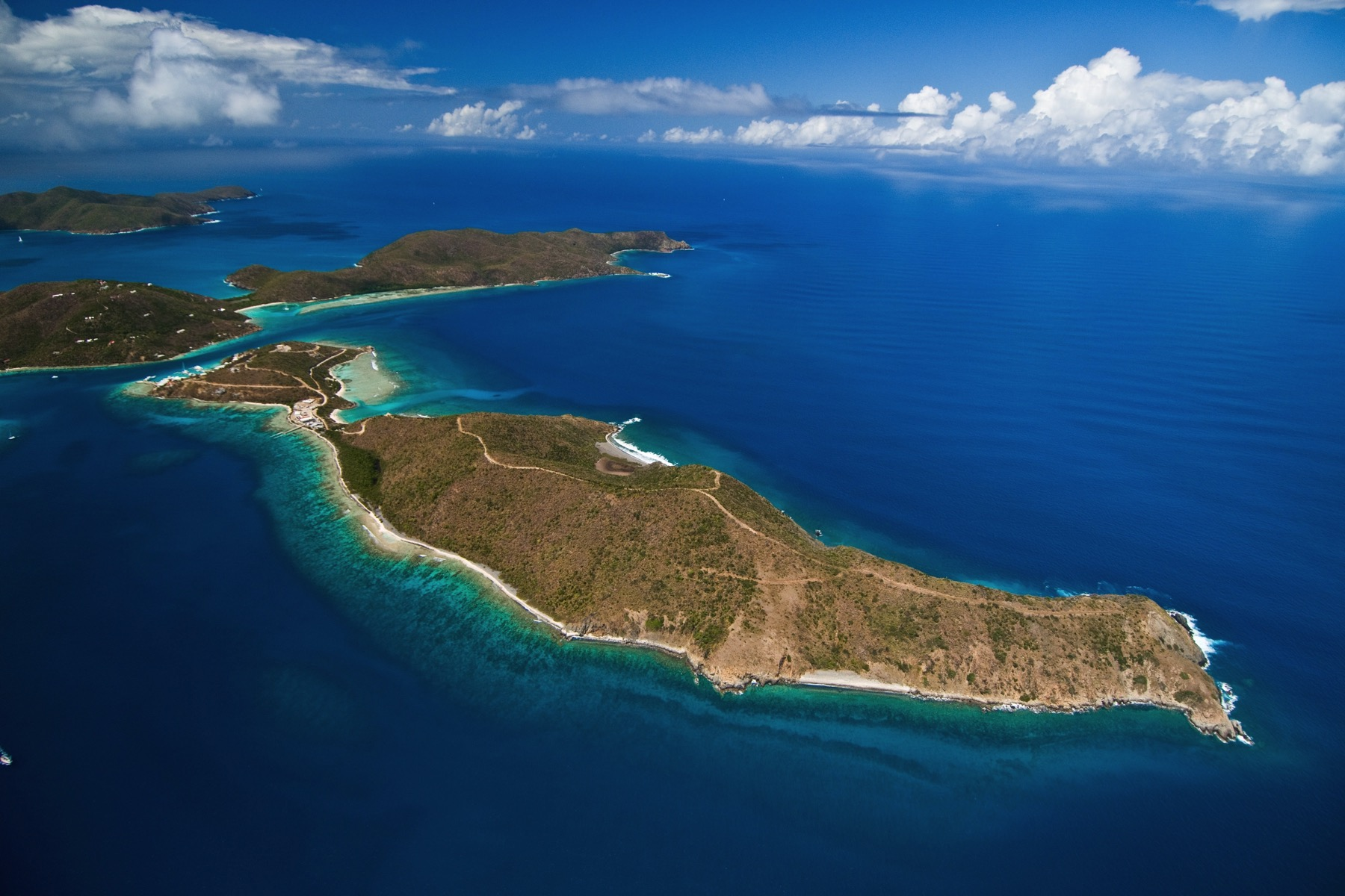 Land for Active at Big Scrub, Scrub Island British Virgin Islands