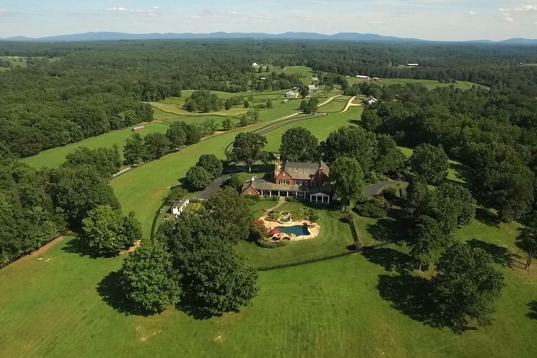 Single Family Home for Sale at Mariah 4780 Catterton Rd Free Union Charlottesville, Virginia 22901 United StatesIn/Around: Charlottesville