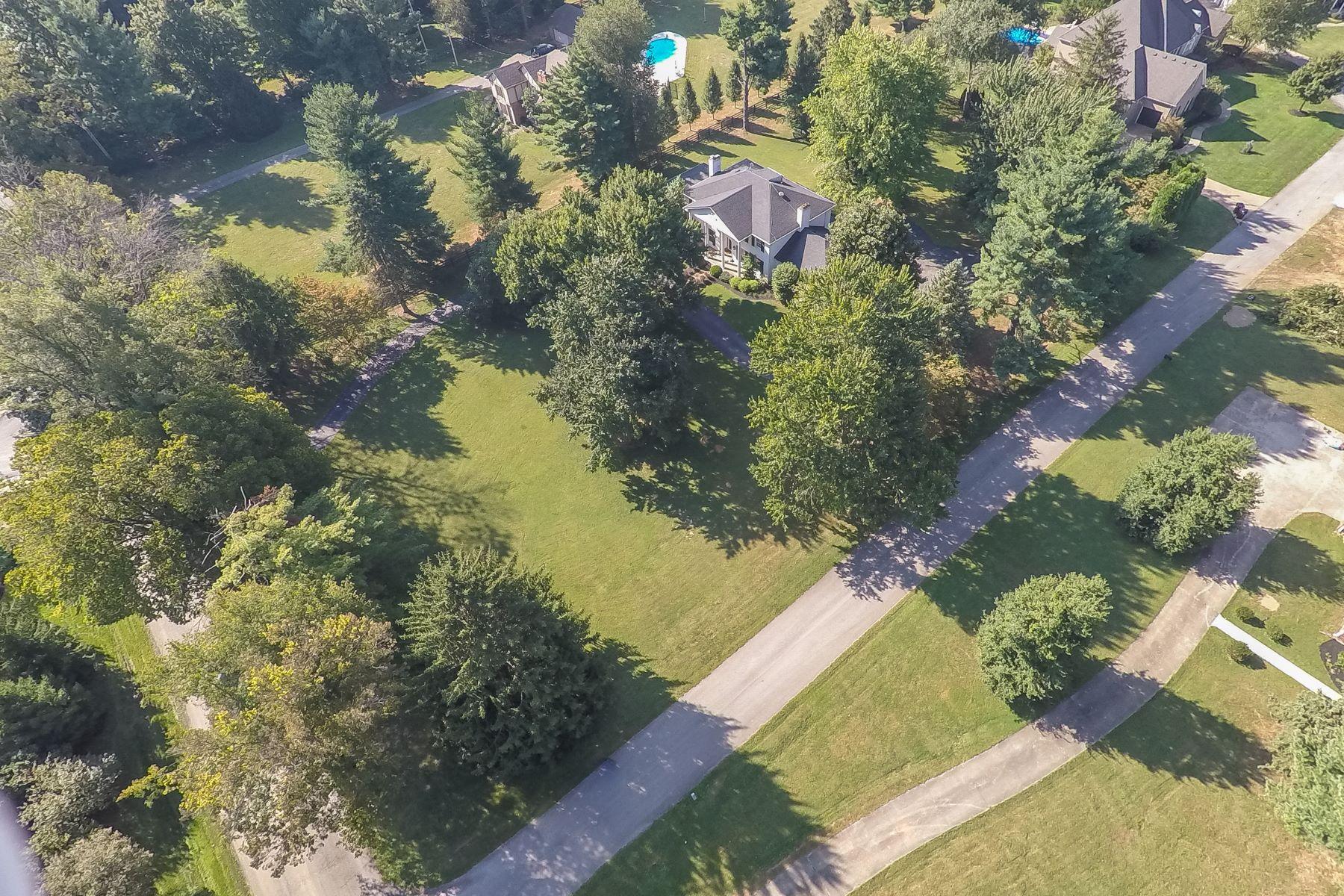 Maison unifamiliale pour l Vente à 5100 Spring Farm Road Prospect, Kentucky, 40059 États-Unis