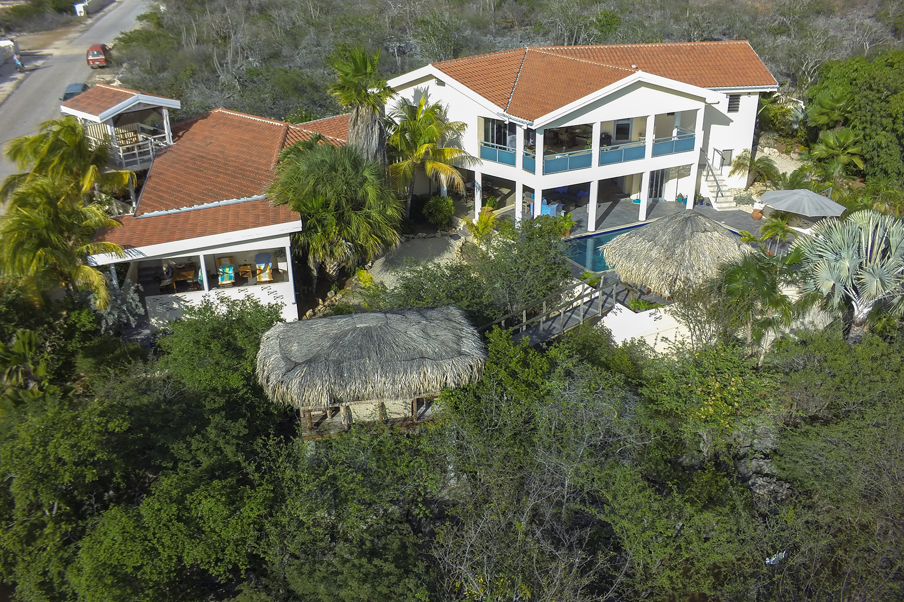 Single Family Home for Sale at Villa Bougainvillea Sabadeco, Bonaire