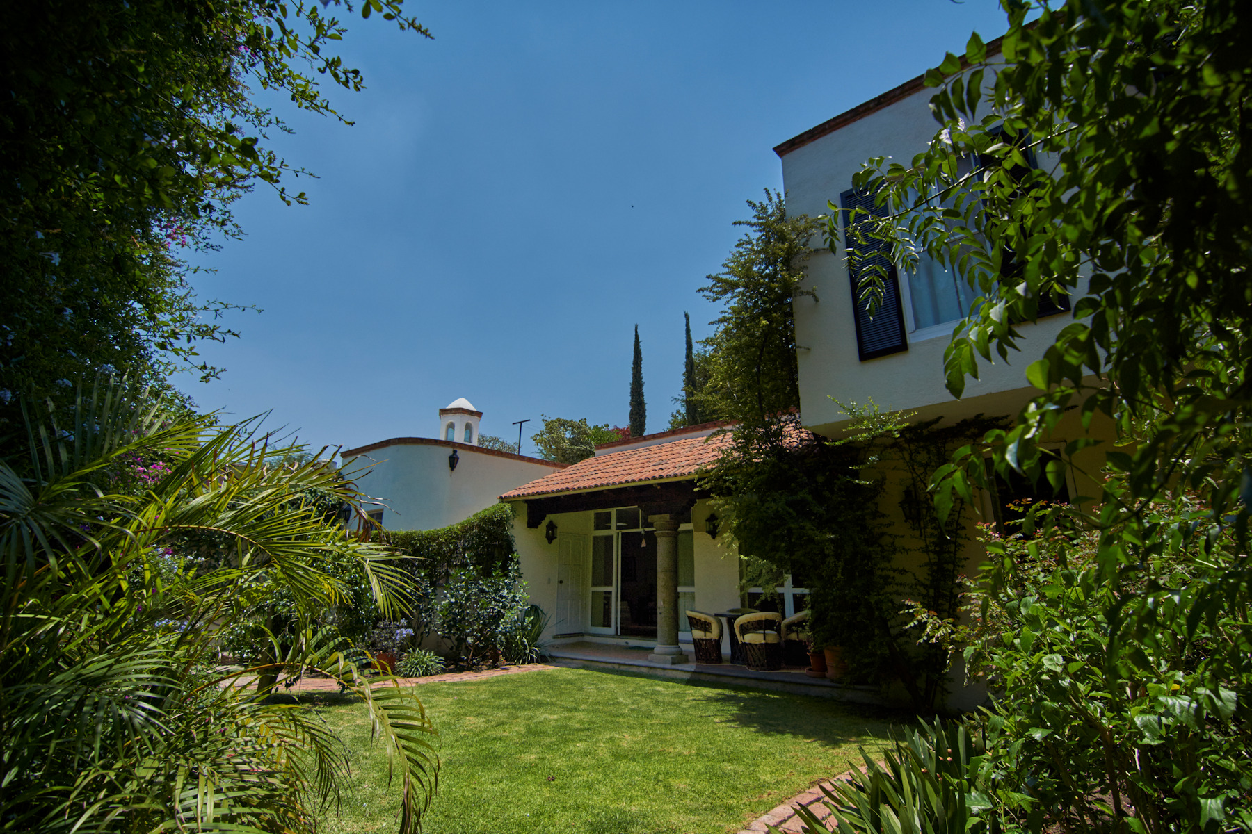 Single Family Home for Sale at Casa 20 de Enero San Antonio, San Miguel De Allende, Guanajuato Mexico