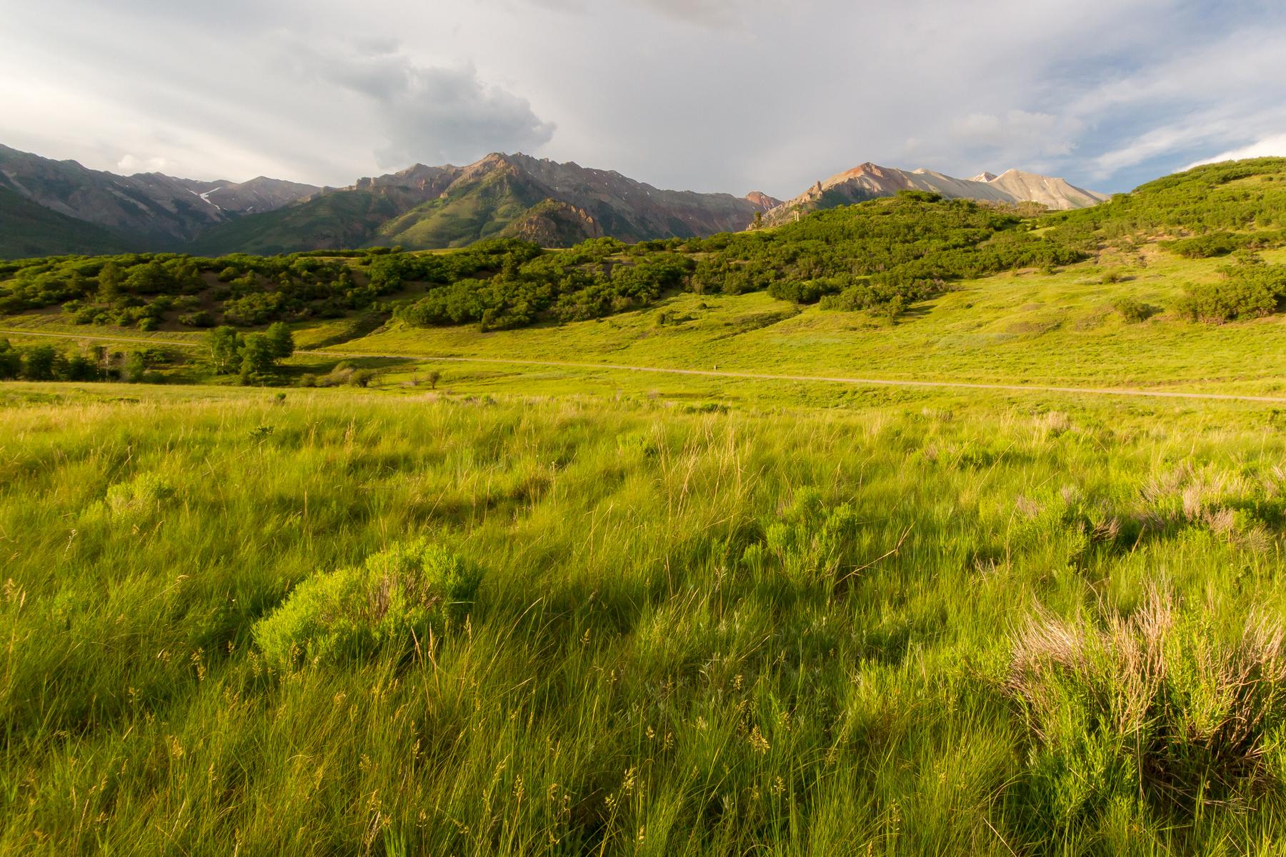 Terrain pour l Vente à TBD Last Dollar Road 1, Sunshine Ridge Telluride, Colorado, 81435 États-Unis