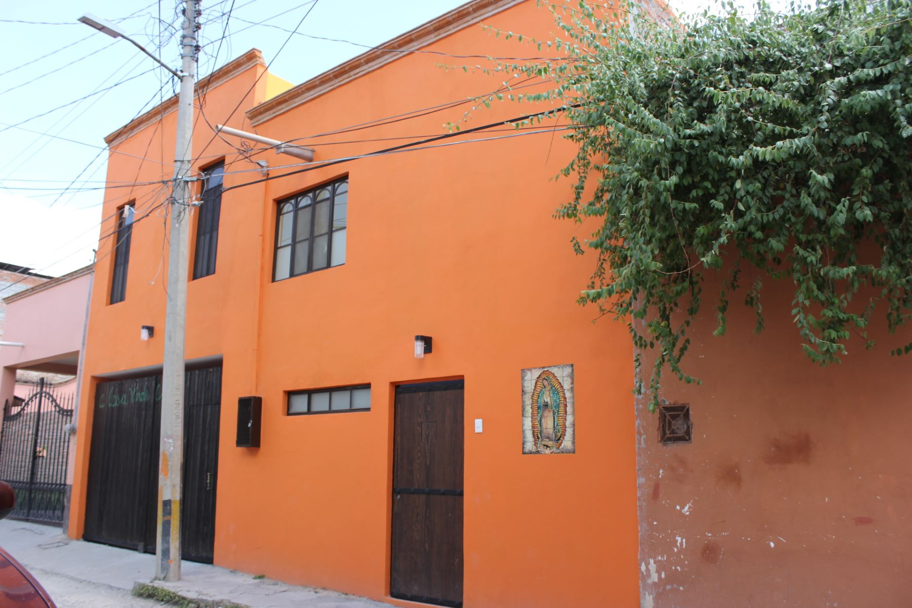 Single Family Home for Sale at Casa San Jorge San Antonio, San Miguel De Allende, Guanajuato Mexico