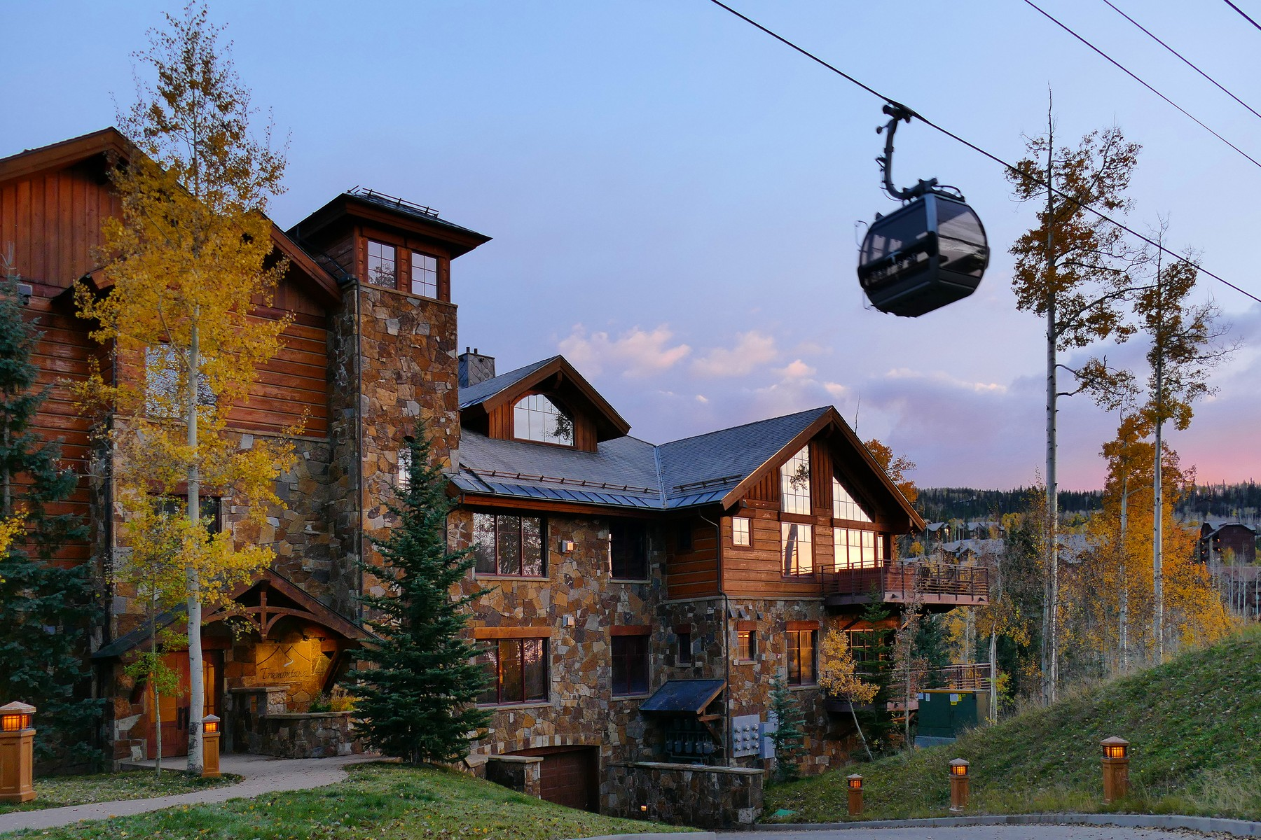 Condominium for Sale at Tramontana 2 95 Aspen Ridge Drive, Unit 2 Telluride, Colorado, 81435 United States