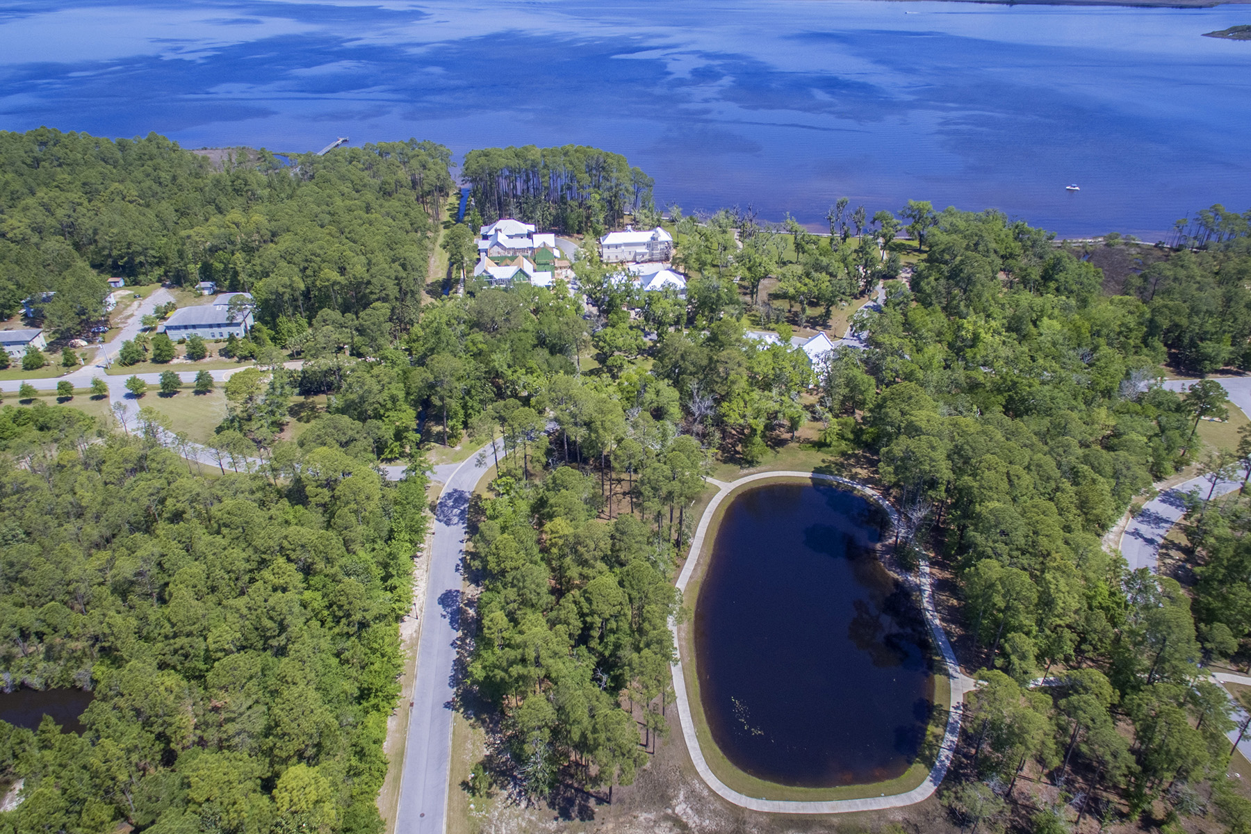 أراضي للـ Sale في LAKEFRONT LIVING IN CHURCHILL OAKS Lot 34 Tyler, Santa Rosa Beach, Florida, 32459 United States