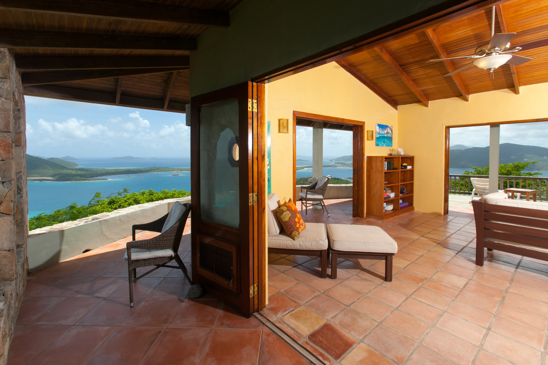 Single Family Home for Sale at Stargazer Privateers Bay, Great Camanoe British Virgin Islands