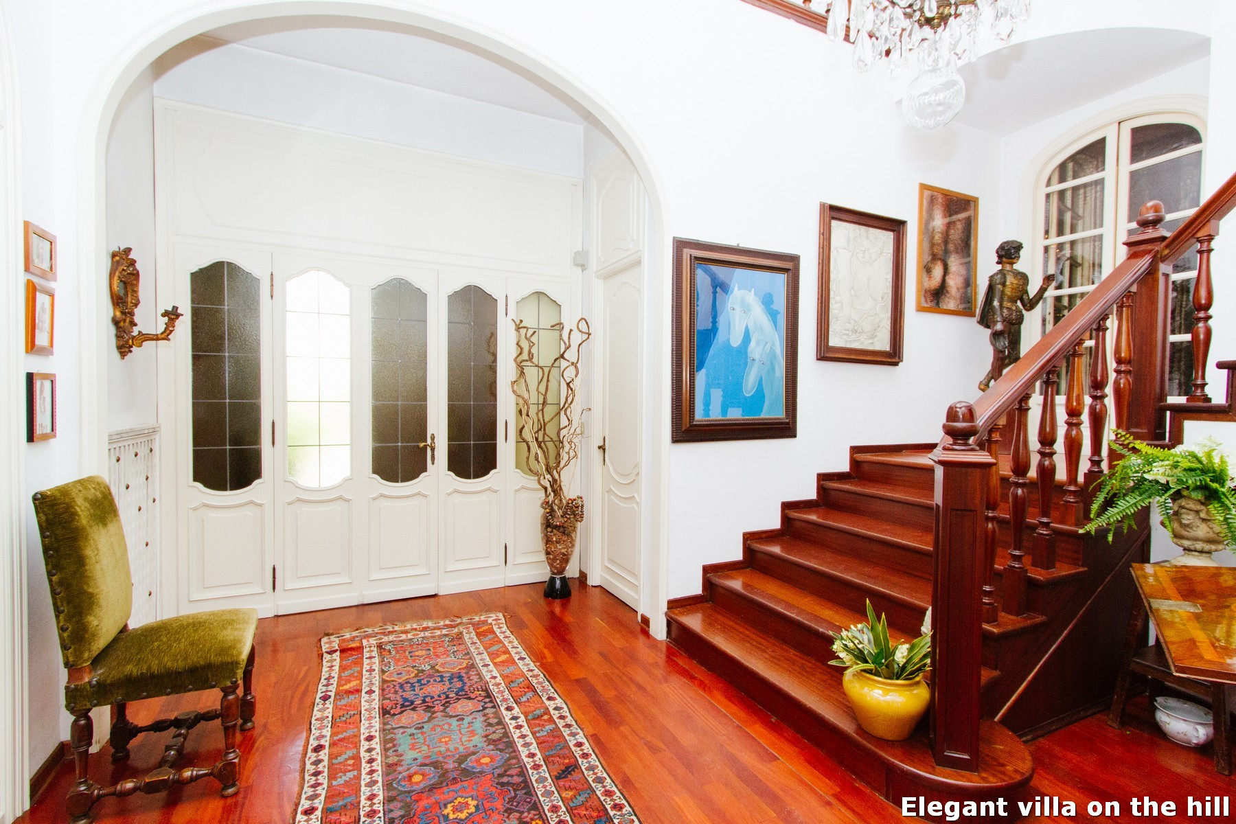 Additional photo for property listing at Elegant villa on the hill Viale XXV Aprile Torino, Turin 10133 Italie