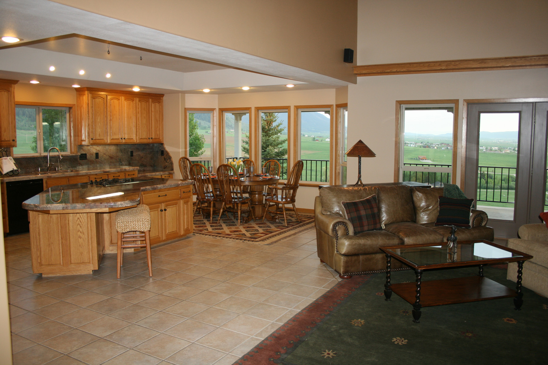 Casa Unifamiliar por un Venta en Star Valley Retreat 1546 Stewart Trail Alpine, Wyoming 83128 Estados Unidos