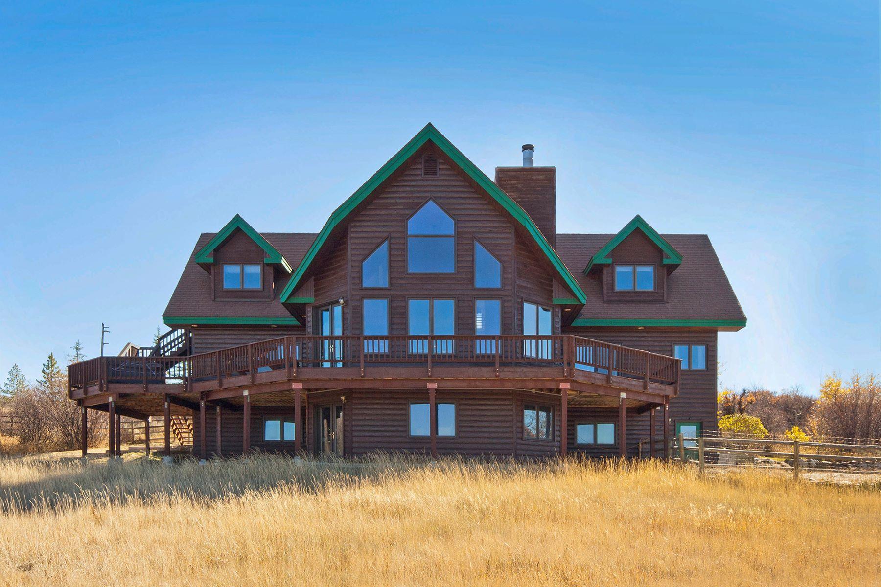 Einfamilienhaus für Verkauf beim Yellow Jacket Home 28630 Yellow Jacket Dr. Oak Creek, Colorado, 80467 Vereinigte Staaten