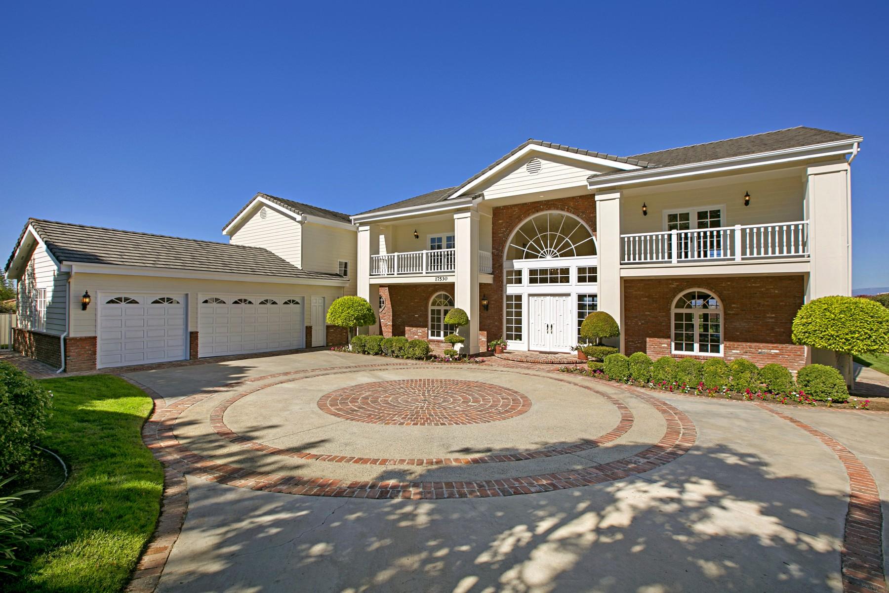 Casa Unifamiliar por un Venta en 17530 Via Loma Drive Poway, California, 92064 Estados Unidos