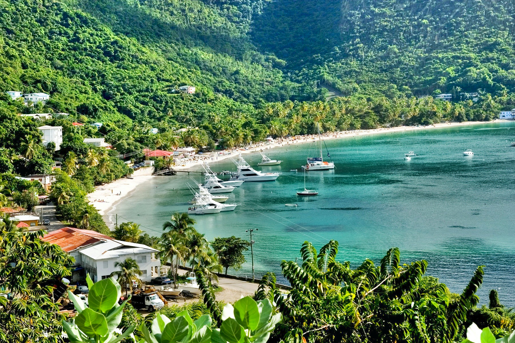 Land for Sale at Cane Garden View Cane Garden Bay, Tortola British Virgin Islands