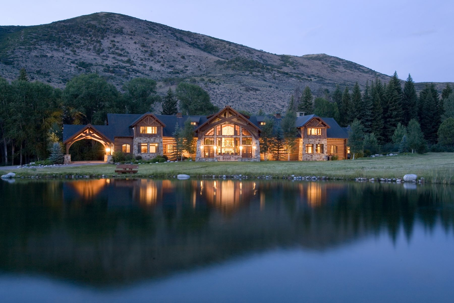 Additional photo for property listing at Spectacular Ranch on Snowmass Creek 2280/2288 Snowmass Creek Road Snowmass, Colorado 81654 United States