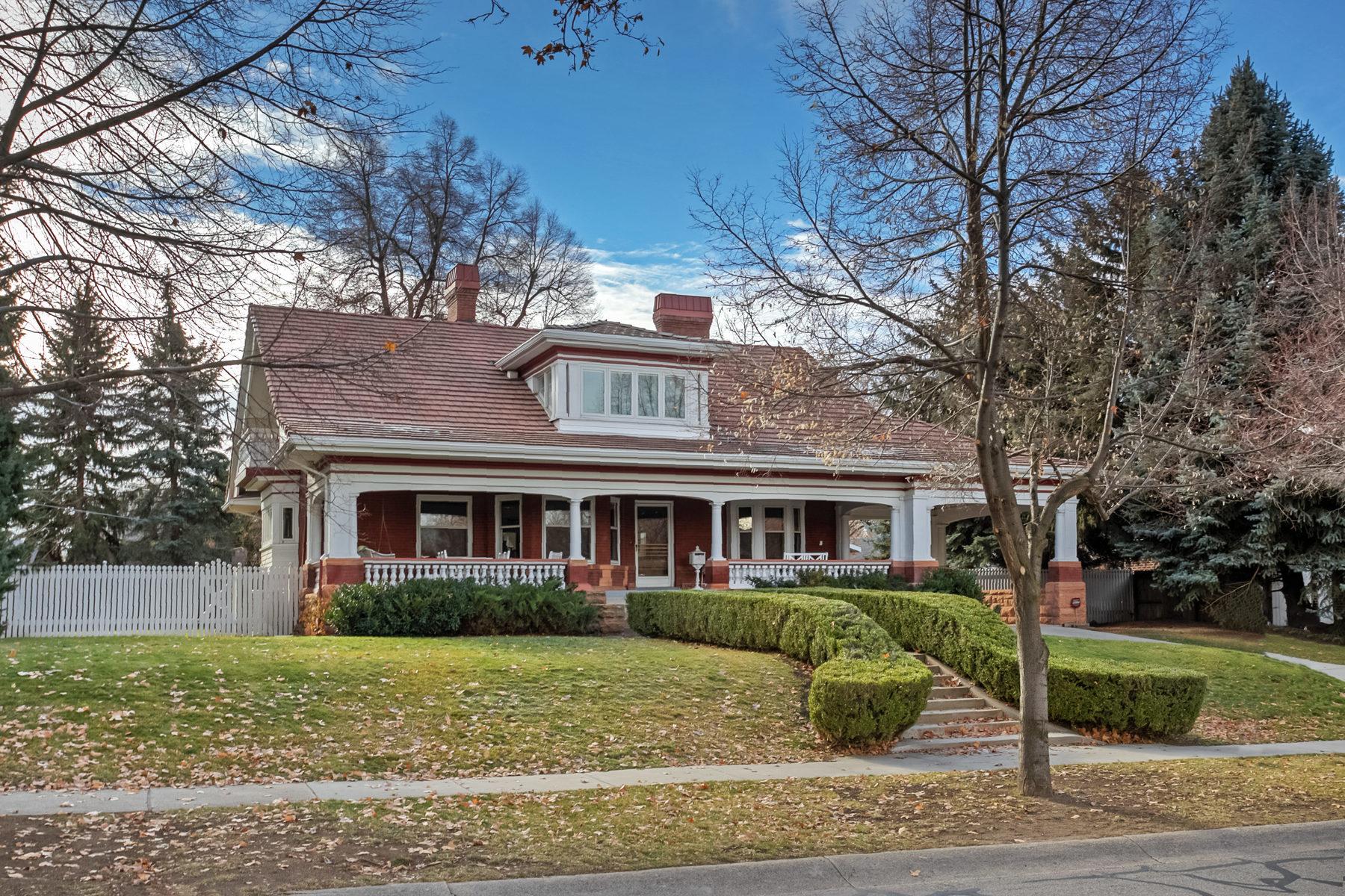 一戸建て のために 売買 アット Own A Piece Of History 1354 E Stratford Ave Salt Lake City, ユタ, 84106 アメリカ合衆国