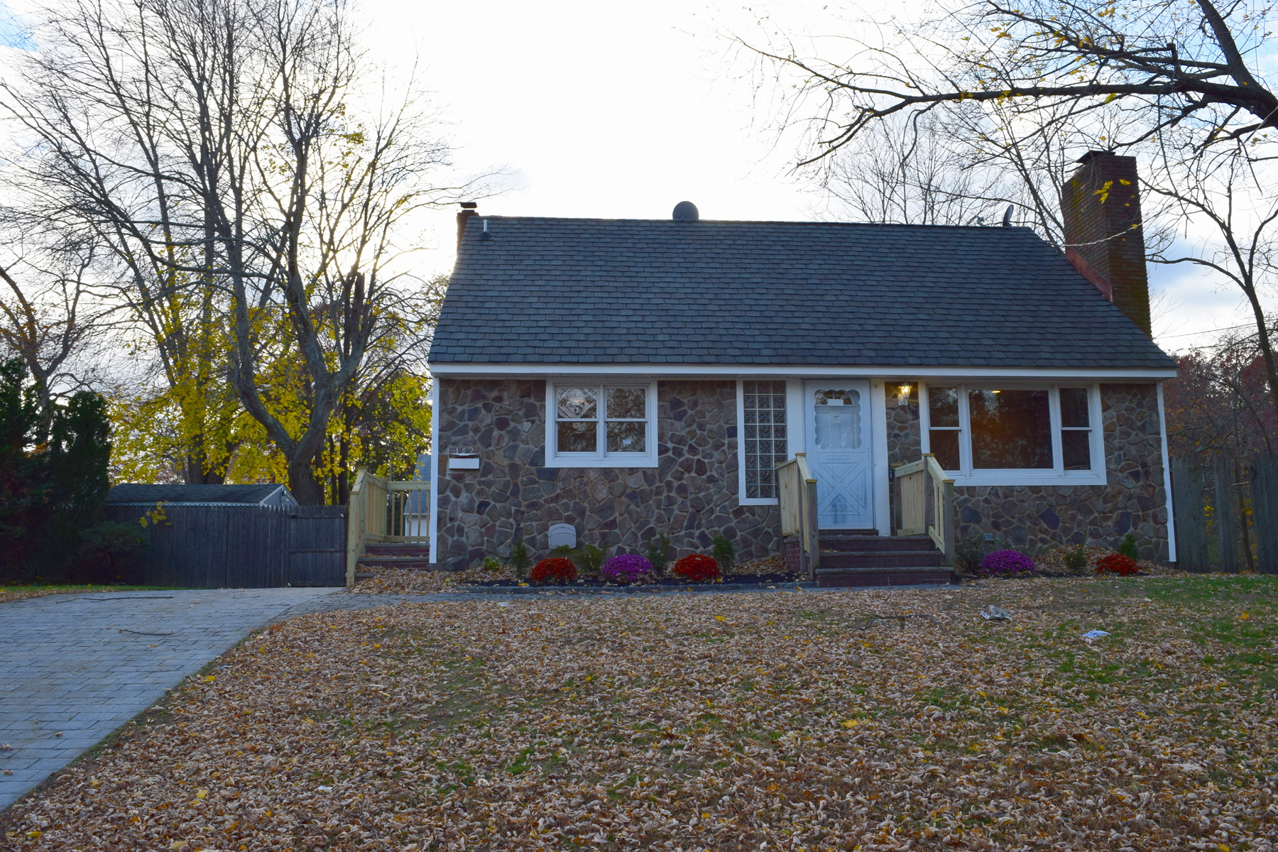 Single Family Home for Sale at Newly Renovated Classic Cape 142 Basin Avenue Brick, New Jersey, 08723 United States