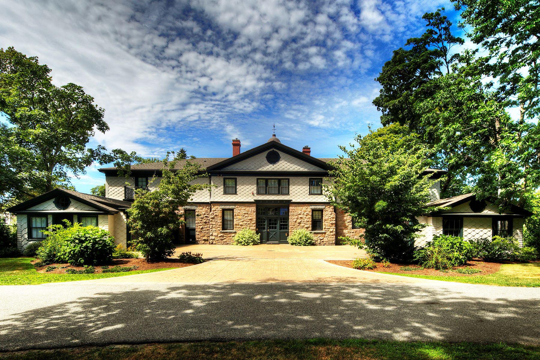 Condominium for Sale at Bushy Park Condominium 8 Annandale Road 2 Newport, Rhode Island 02840 United States