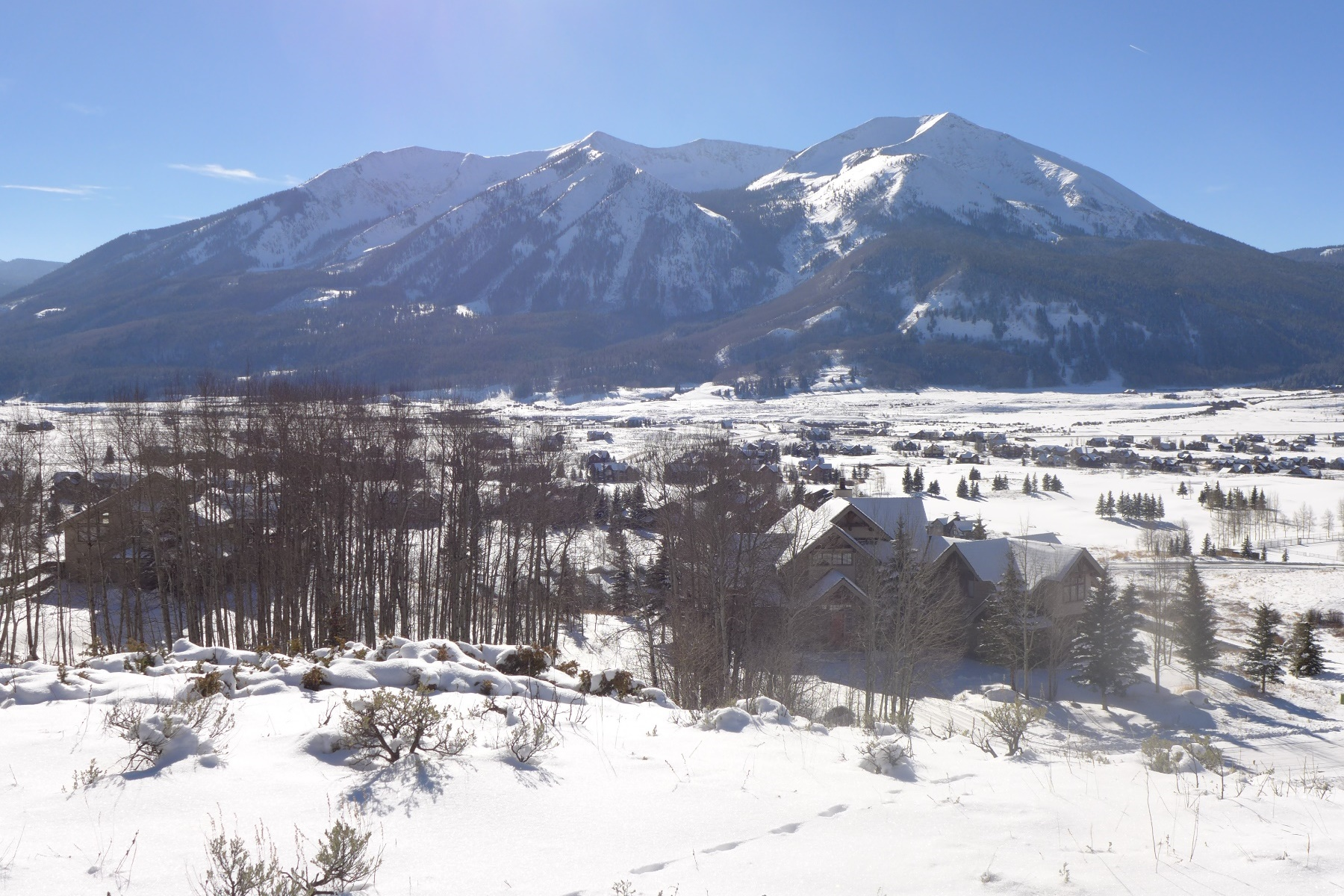Land for Sale at Beautiful Skyland Parcel 123 Forest Lane Crested Butte, Colorado, 81224 United States