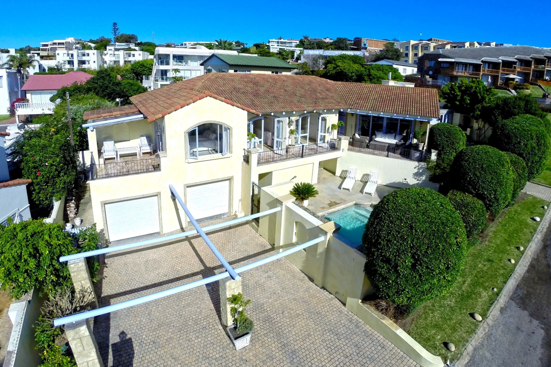 Single Family Home for Sale at Stunning Old Plett Home Plettenberg Bay, Western Cape, 6600 South Africa