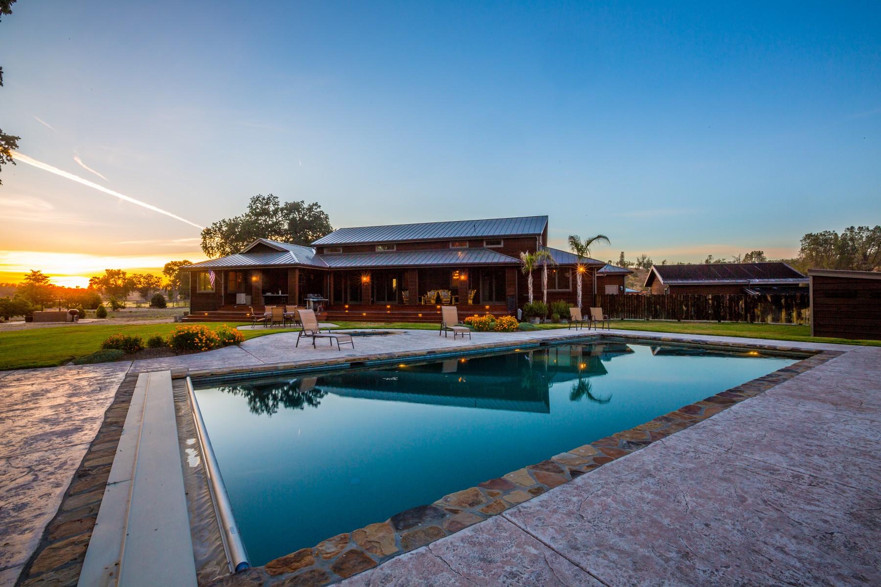 Частный односемейный дом для того Продажа на 7585 O'Donovan Road Creston 93432 United States Creston, Калифорния, 93432 Соединенные Штаты