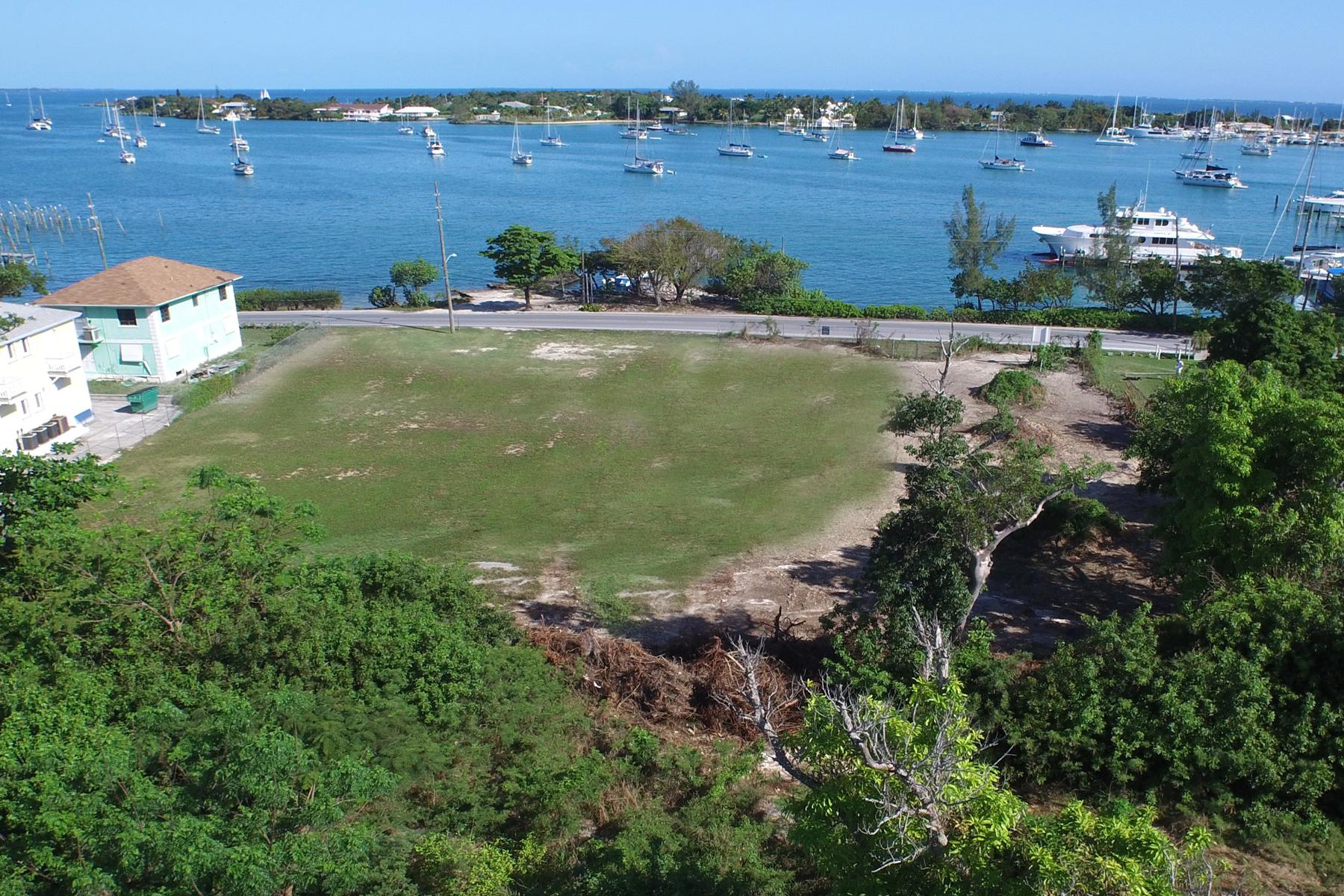 Terrain pour l Vente à Sadie's Place East Bay Street Marsh Harbour, Abaco . Bahamas