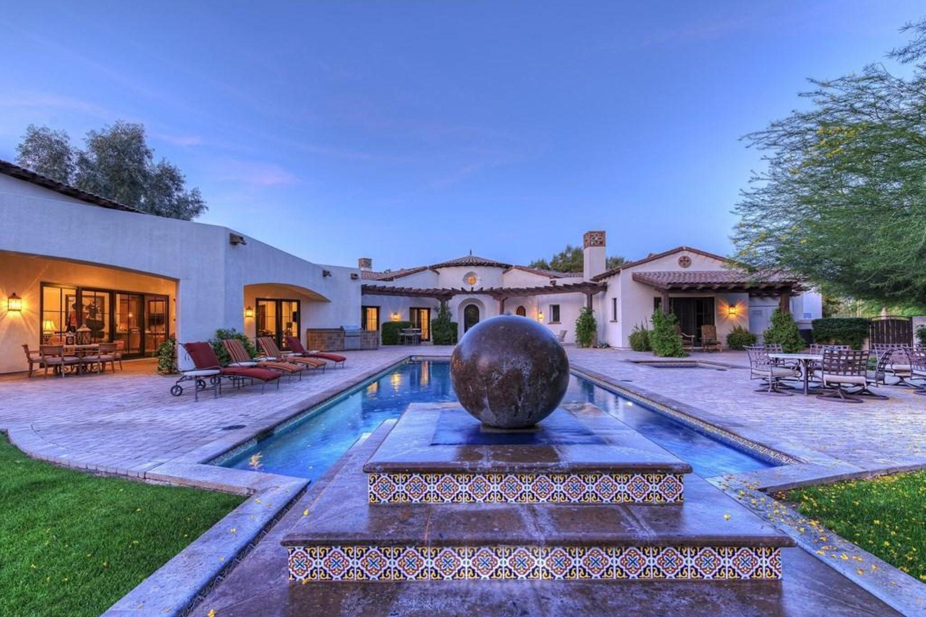 sales property at Magnificent Santa Barbara home