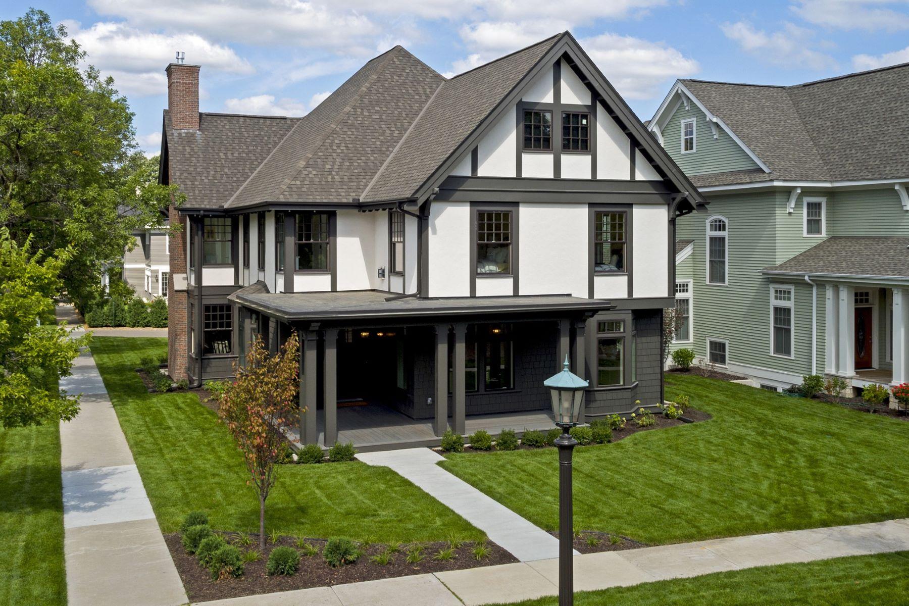 Casa Unifamiliar por un Venta en 735 Osceola Avenue St. Paul, Minnesota, 55105 Estados Unidos