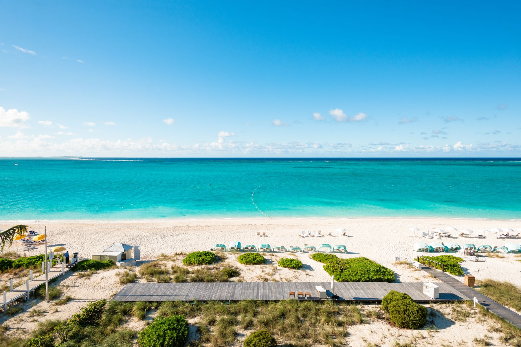 Additional photo for property listing at The Palms Penthouse 5504.05.06 The Regent Palms, Grace Bay, Providenciales Îles Turques Et Caïques