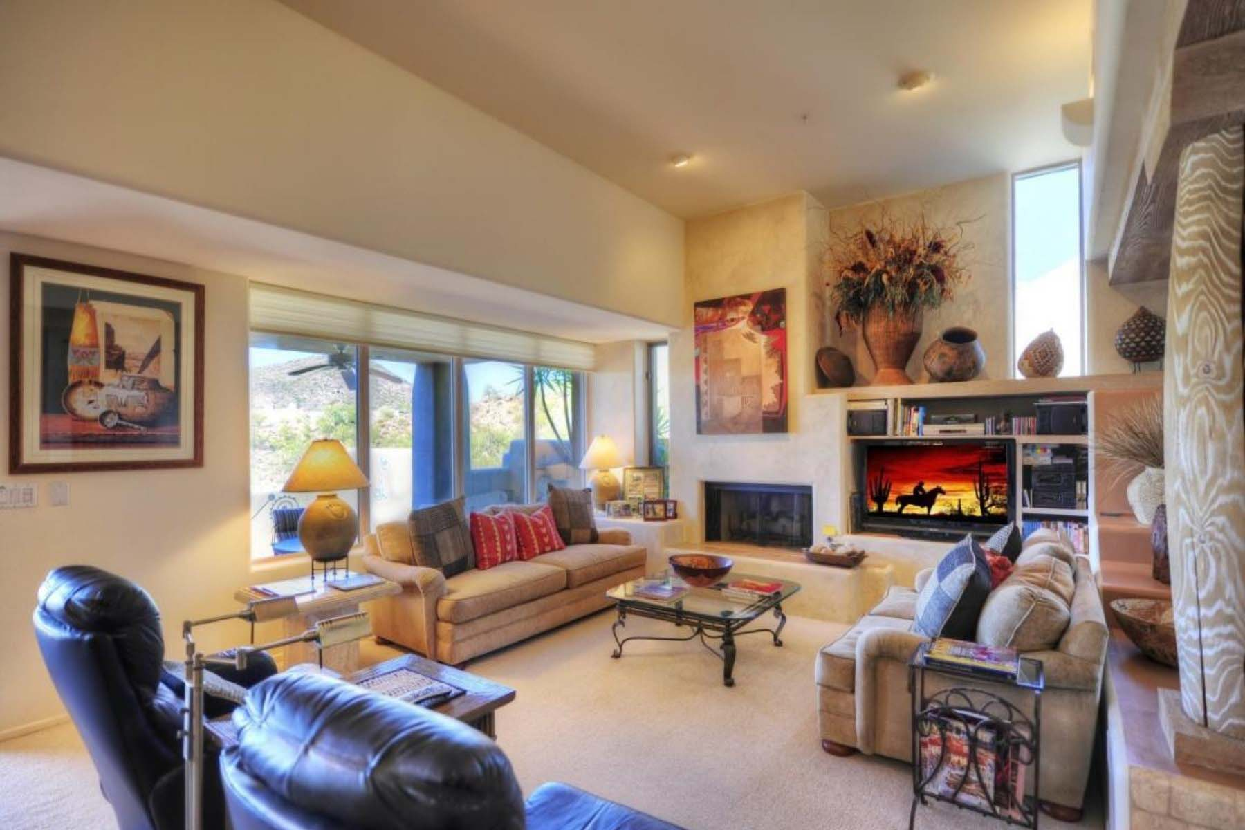 sales property at This cottage is in one of the most private settings in the Sonoran Cottages.