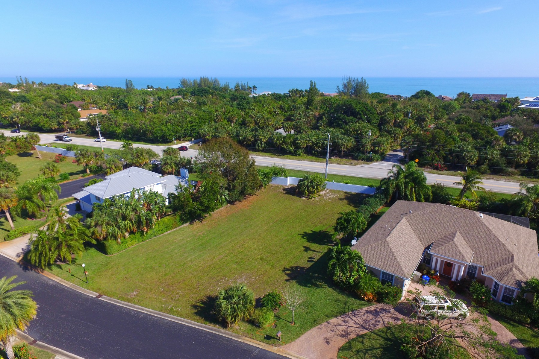 Land for Sale at Build Your Dream Home! 1630 Shuckers Point Vero Beach, Florida, 32963 United States