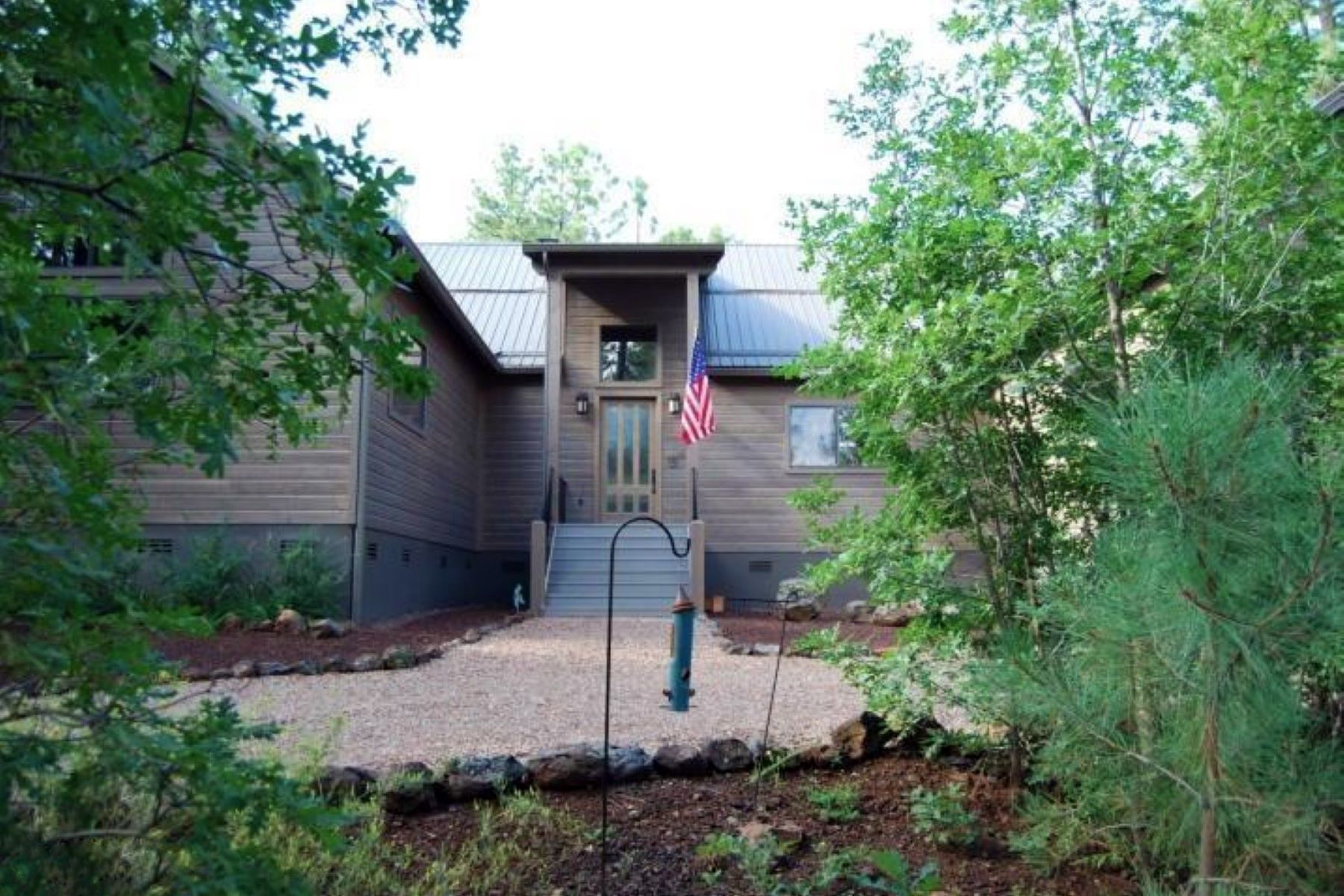 Single Family Home for Sale at White Mountain Summer Home on Golf Course 3197 Aspen Loop Pinetop, Arizona, 85935 United States