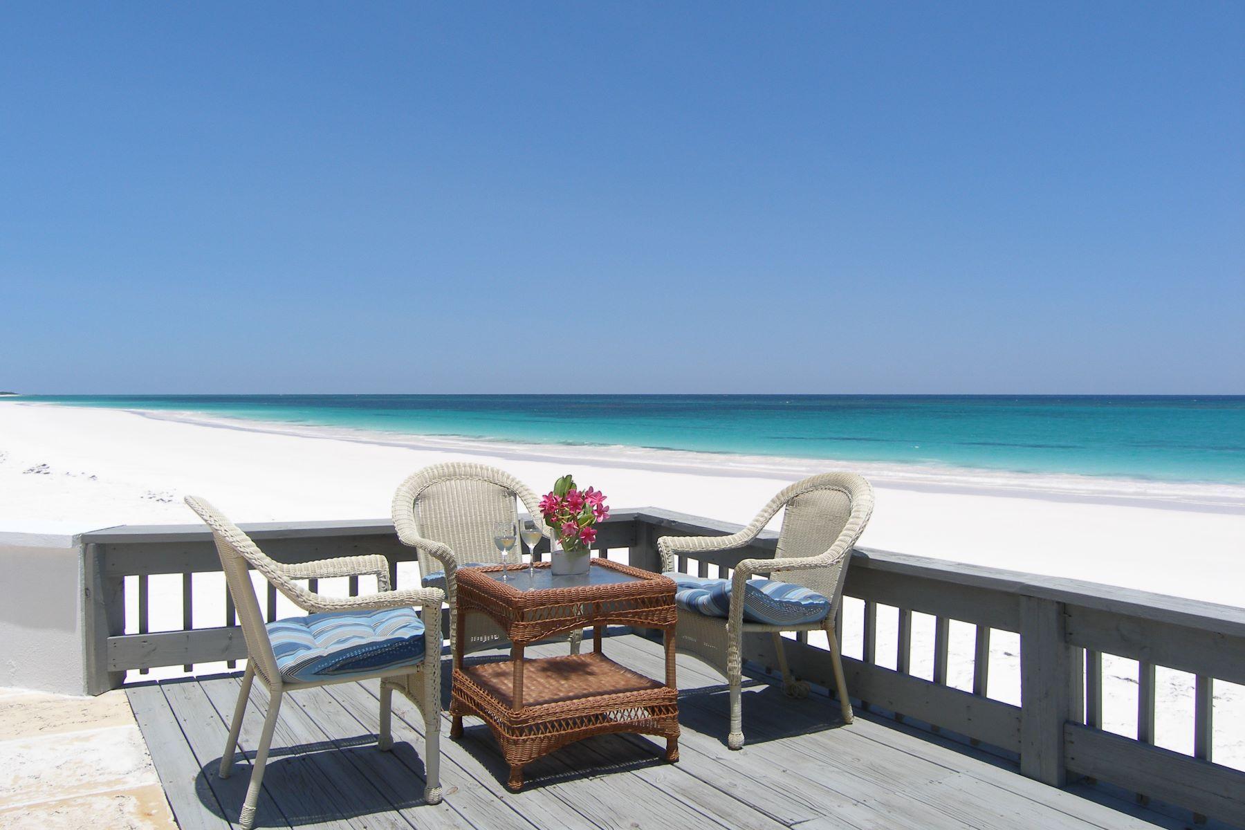 獨棟家庭住宅 為 出售 在 Windermere Beachfront Windermere Island, 伊路瑟拉, 巴哈馬