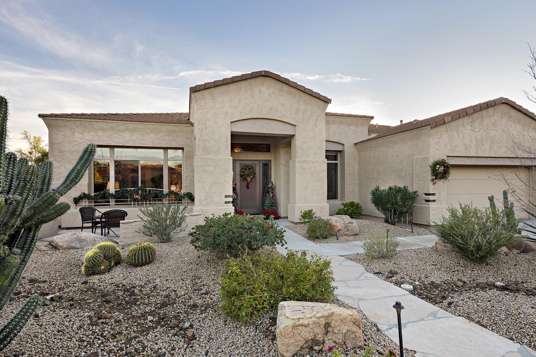 一戸建て のために 売買 アット Beautifully maintained home 7519 E Rose Garden Ln Scottsdale, アリゾナ, 85255 アメリカ合衆国