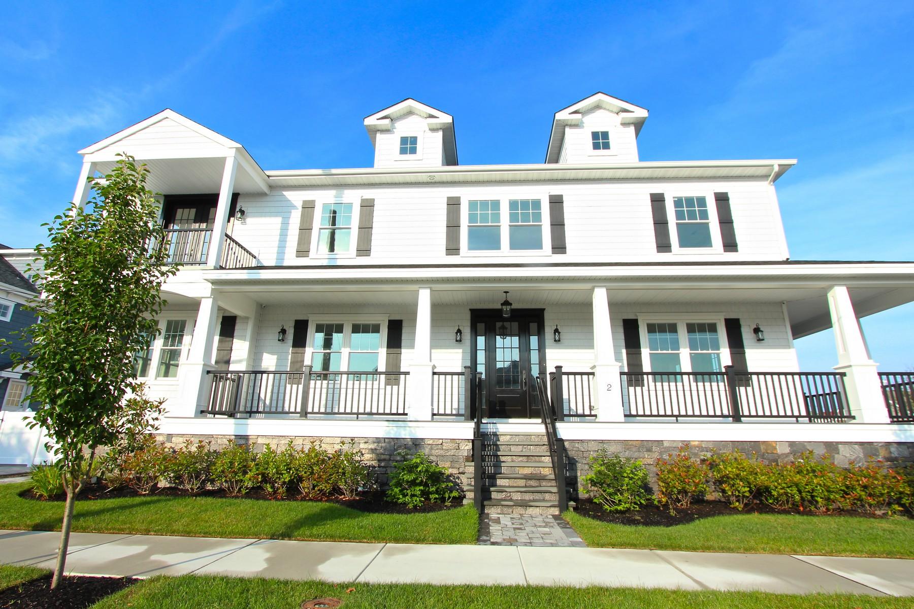 Maison unifamiliale pour l Vente à 2 S Hanover Avenue Margate, New Jersey, 08402 États-Unis