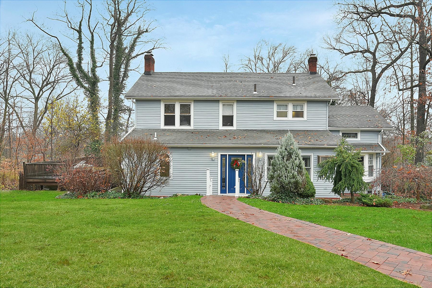 Частный односемейный дом для того Продажа на A Must-See Gem! 392 Lafayette Avenue Westwood, Нью-Джерси 07675 Соединенные Штаты