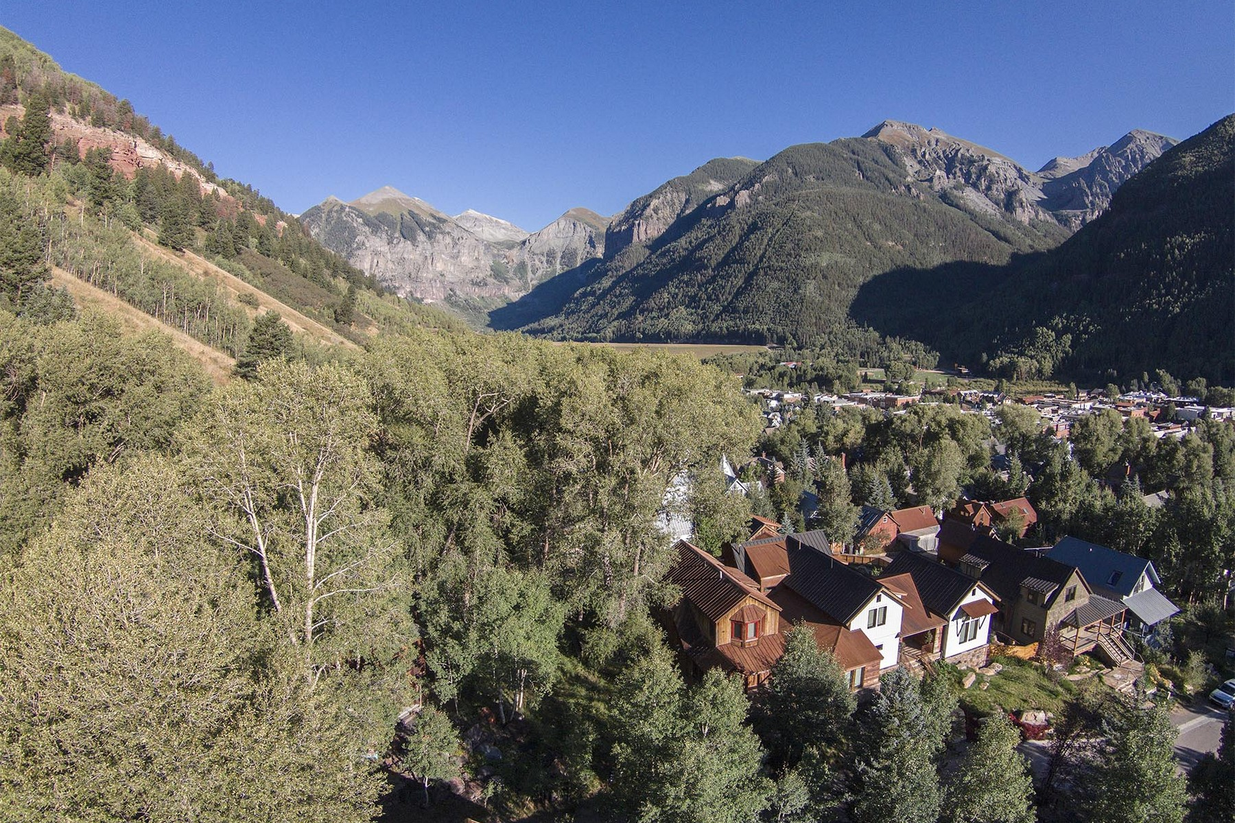 Land for Sale at Lot C, North Aspen Street Telluride, Colorado, 81435 United States