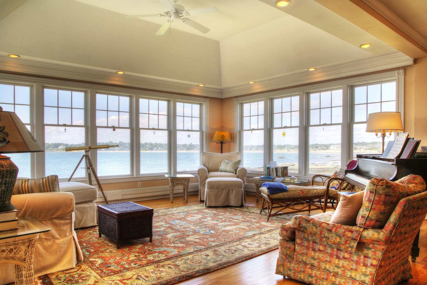 Additional photo for property listing at 'Cliff Cottage' 63 Shore Drive Middletown, Rhode Island 02842 United States