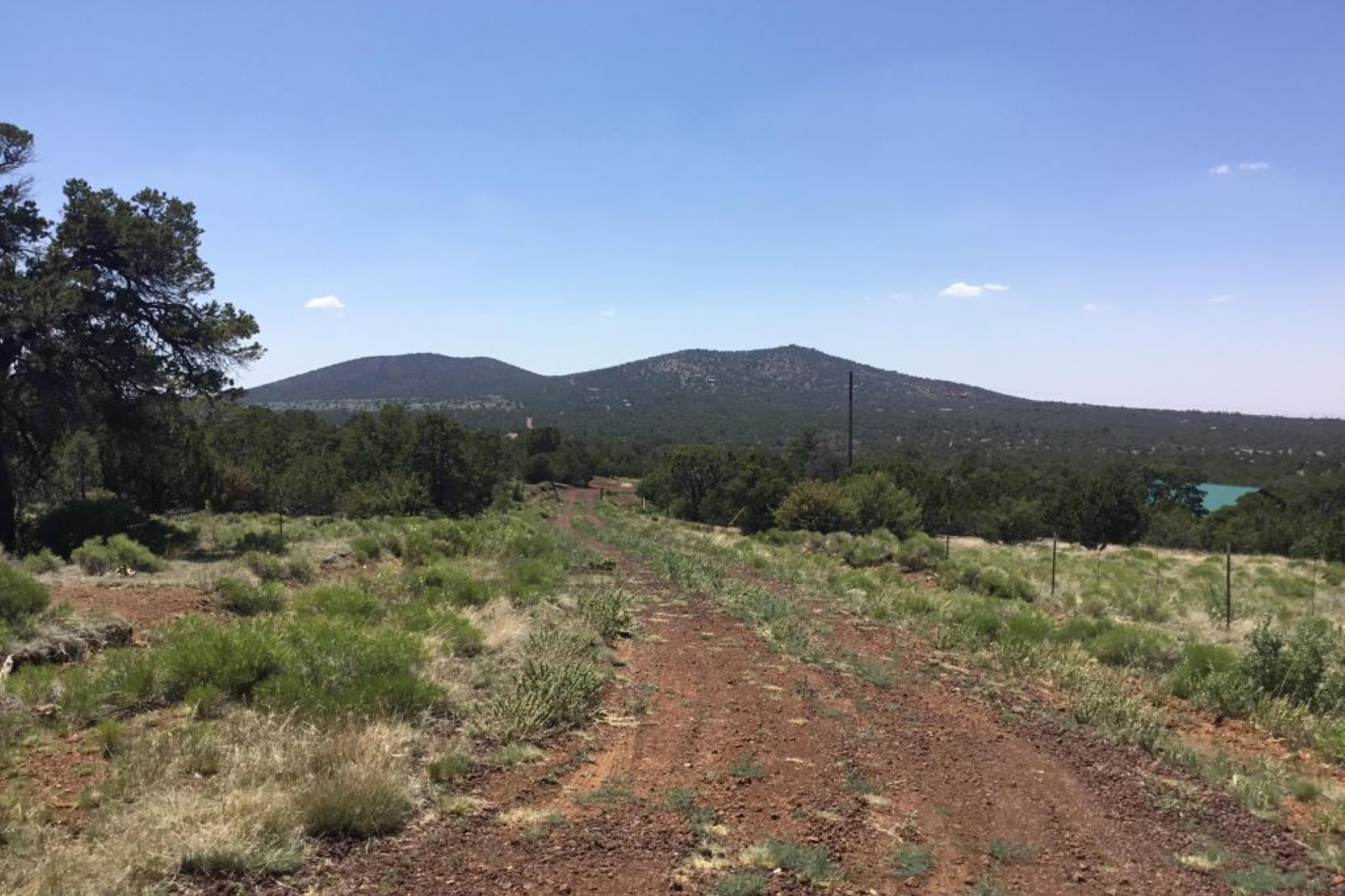 Land for Sale at 10 Acres in the Pinon Pines Boasting Beautiful Mountain Views 1026 E San Marcos Rd #80 Williams, Arizona 86046 United States