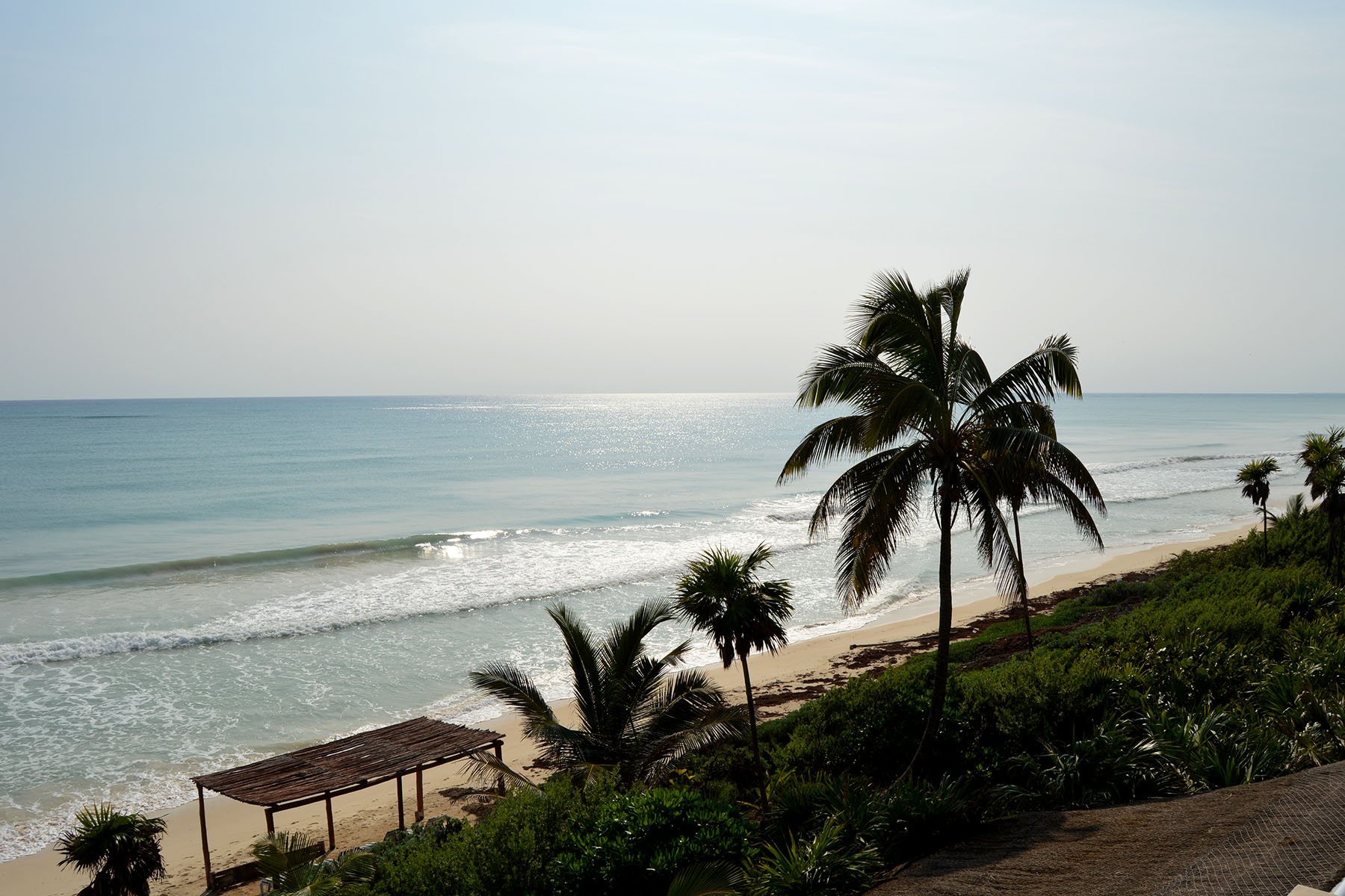 Additional photo for property listing at PARADISIACAL DOS AGUAS VILLA Sian Ka'an Biosphere Reserve Camino Tulum - Boca Paila Calle Paseo del Muerto Playa Del Carmen, Quintana Roo 77738 Mexico