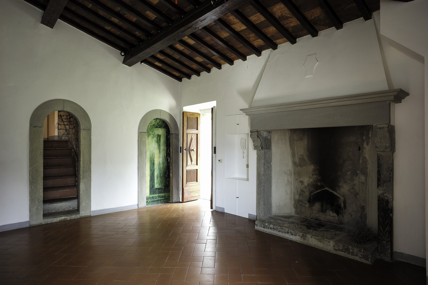 Additional photo for property listing at Marvelous renaissance villa on the Florentine's hills Via Sant'Andrea a Sveglia Fiesole, Florence 50014 Italia
