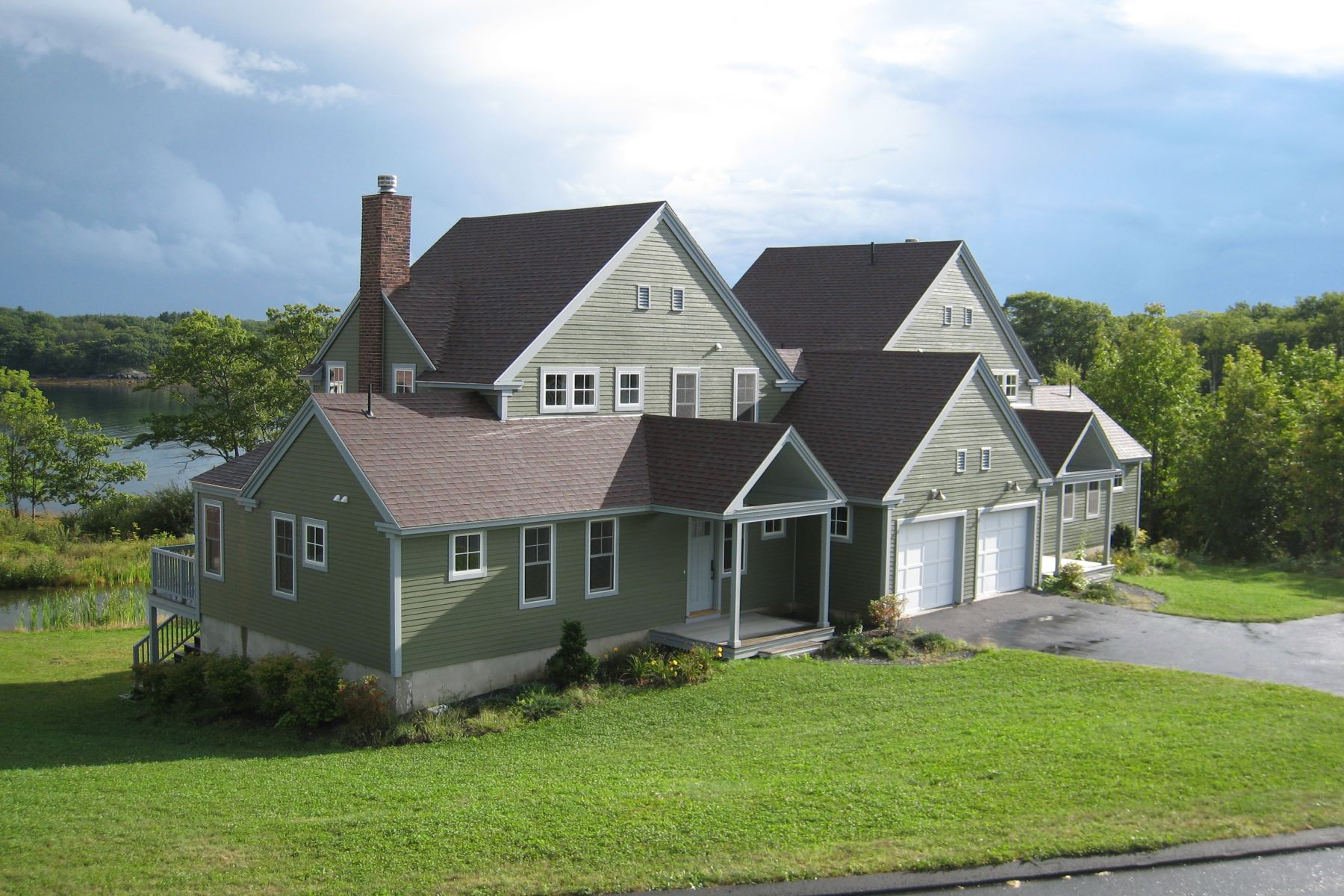Condomínio para Venda às 45 Powerhouse Hill Lane 45 Powerhouse Hill Lane #11B Rockport, Maine, 04856 Estados Unidos