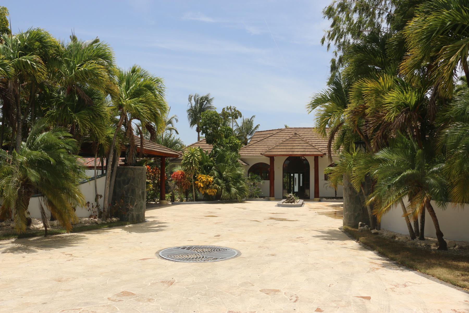 独户住宅 为 销售 在 Villa Paraiso Zen Cabarete, 普拉塔省, 多米尼加共和国