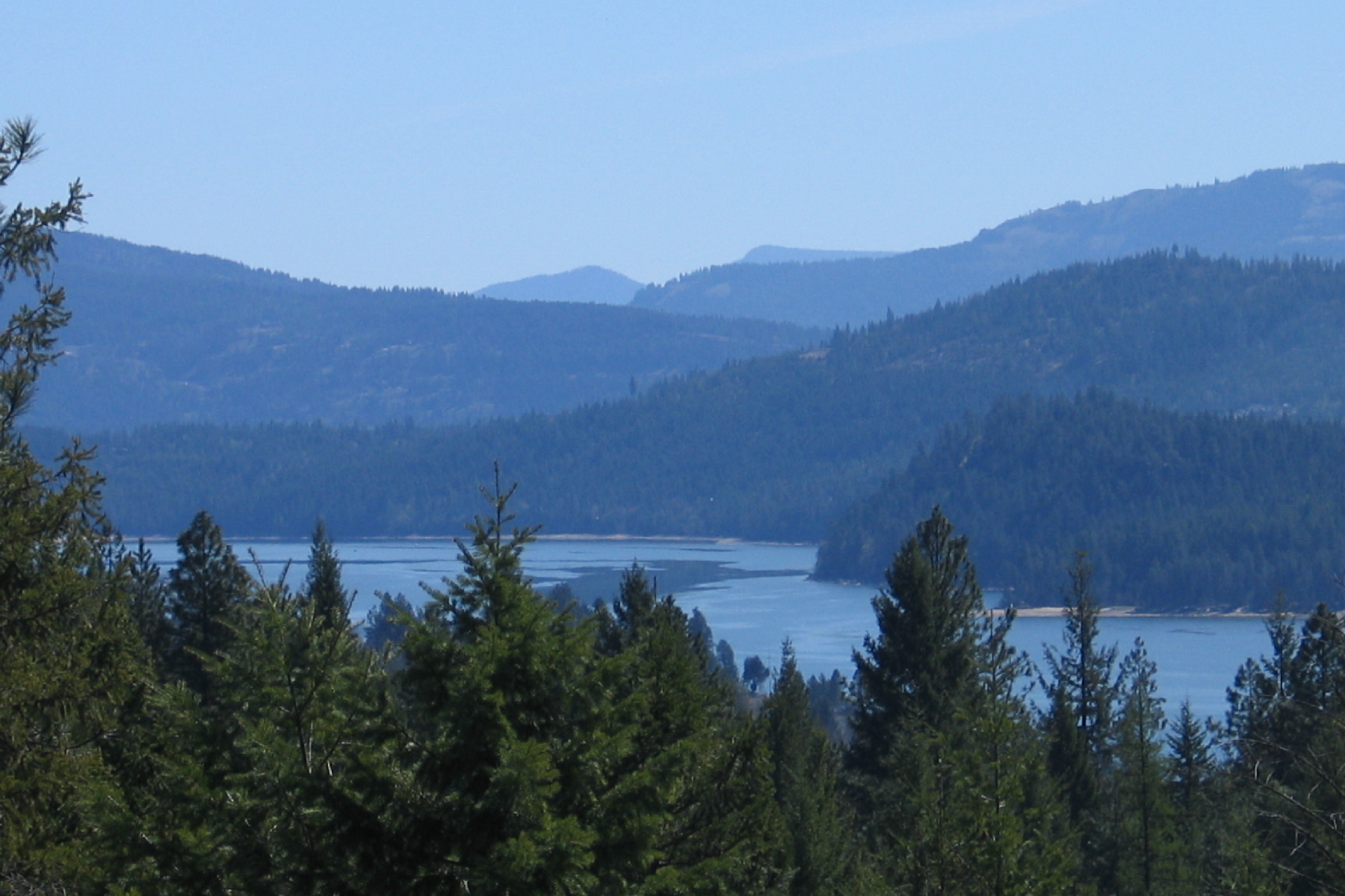 Land for Sale at Water View Acreage w/Waterfront Access Lot 3 Eagle View Lane Sandpoint, Idaho, 83864 United States