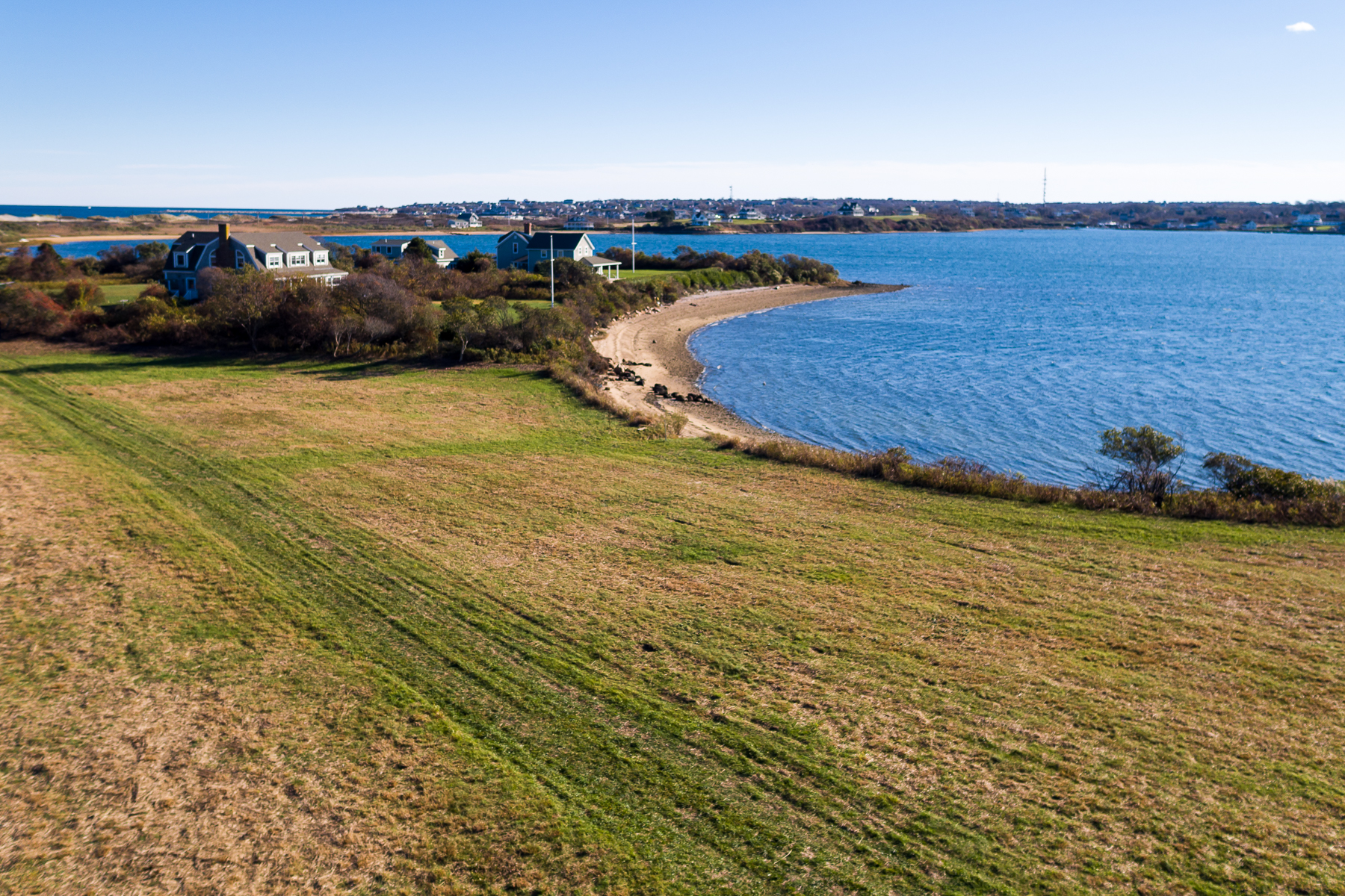 Terreno por un Venta en Once in a Lifetime Opportunity 617 Corn Neck Road Block Island, Rhode Island, 02807 Estados Unidos