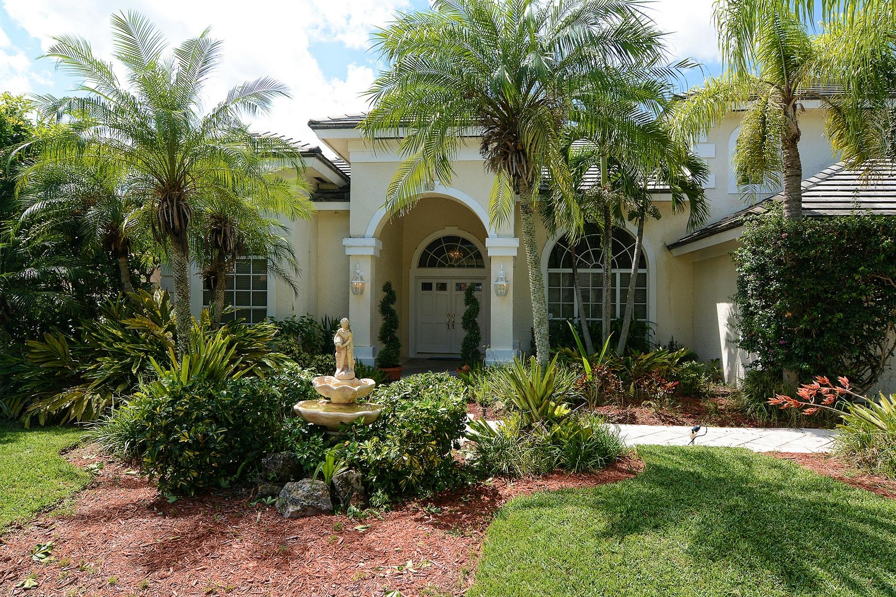 独户住宅 为 销售 在 19 Windward Isle 棕榈滩花园, 佛罗里达州, 33418 美国