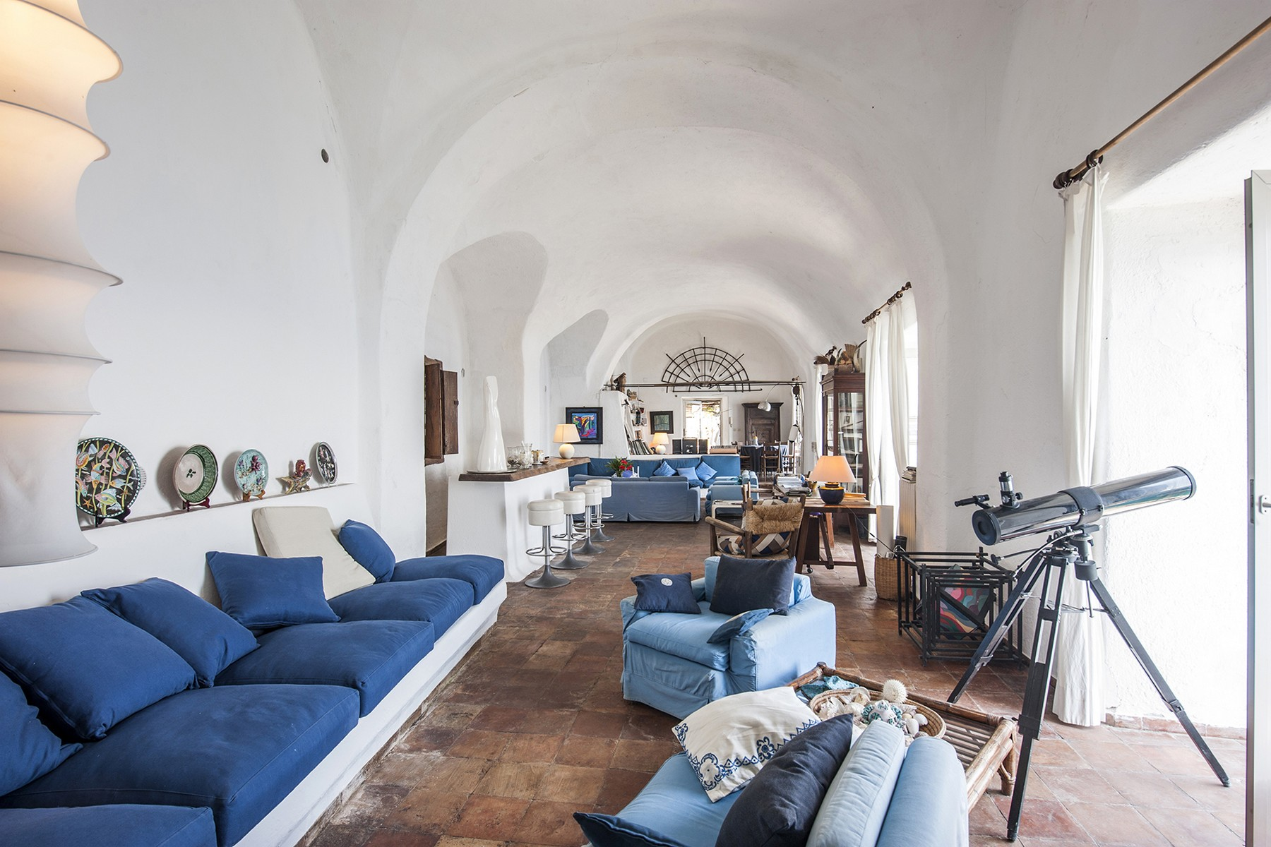 Additional photo for property listing at Villa Chandon Via Marina Conca Dei Marini, Salerno 84010 Italia
