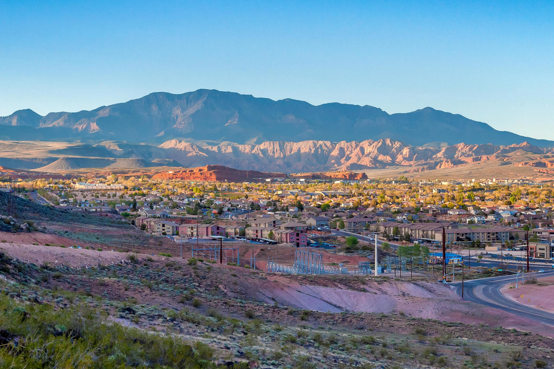Земля для того Продажа на Excellent Building Lot 63 East 910 Circle S St. George, Utah 84790 United States